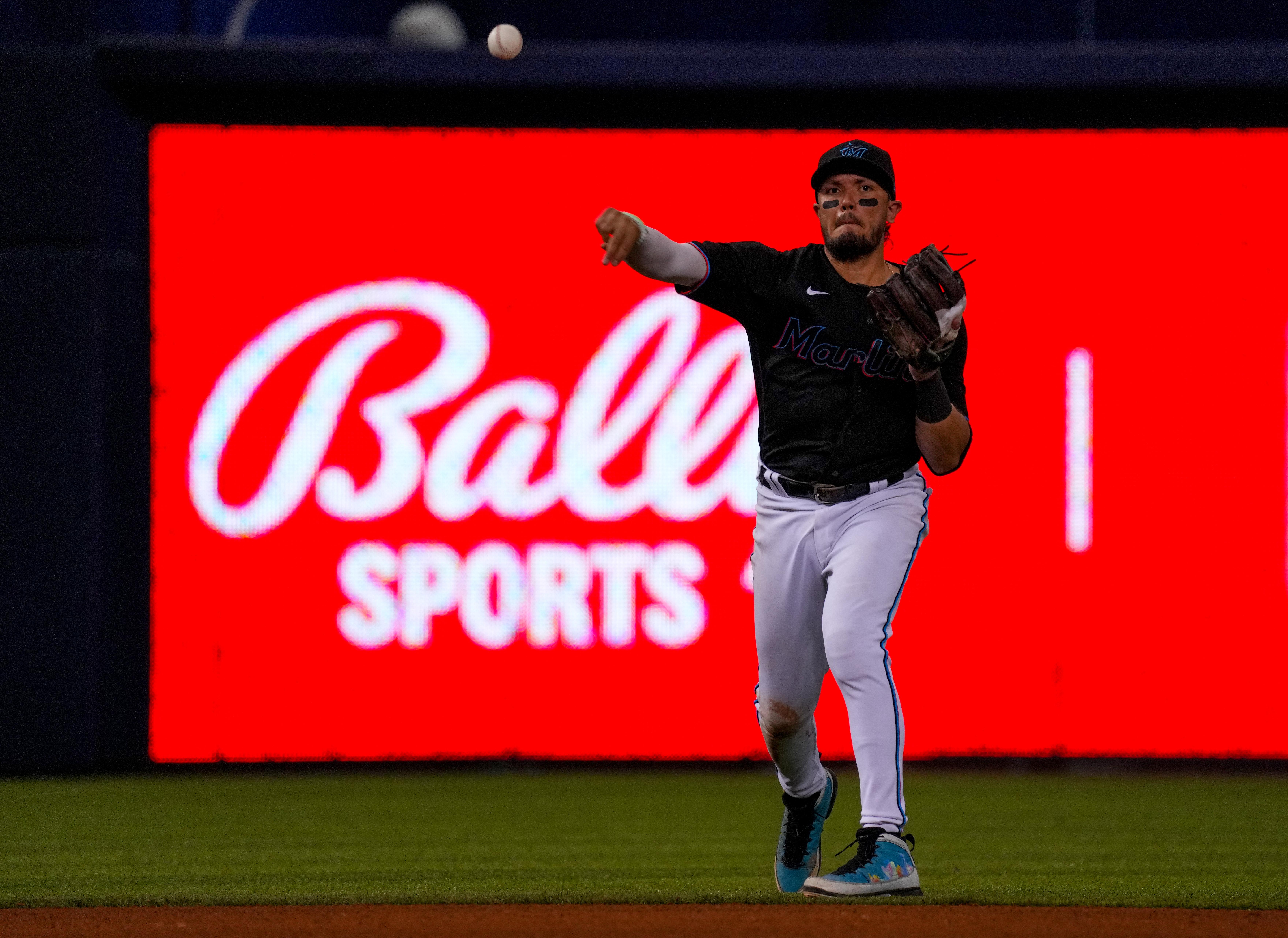 San Diego Padres v Miami Marlins