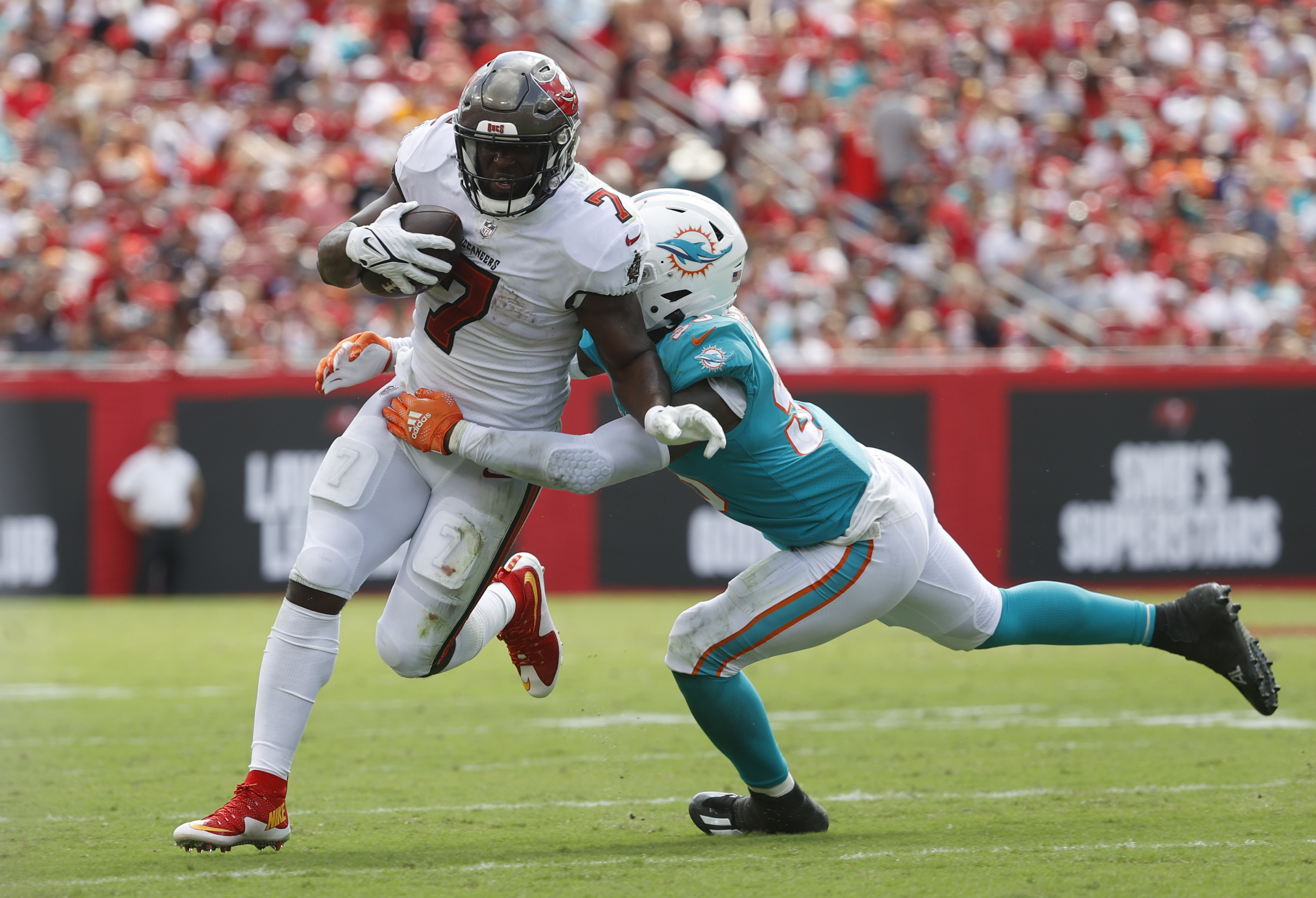 NFL: Miami Dolphins at Tampa Bay Buccaneers