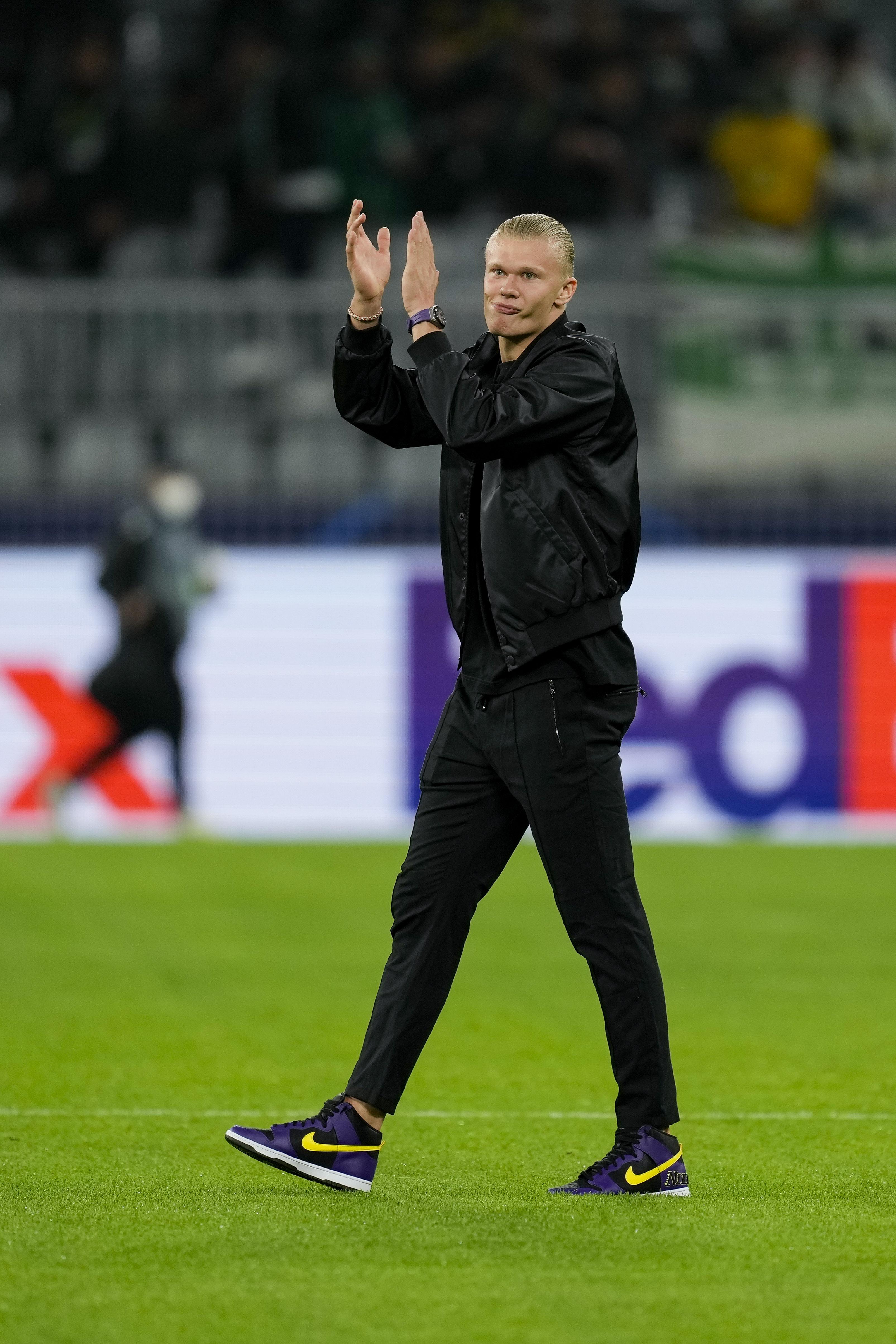 Borussia Dortmund v Sporting CP - Group C - UEFA Champions League