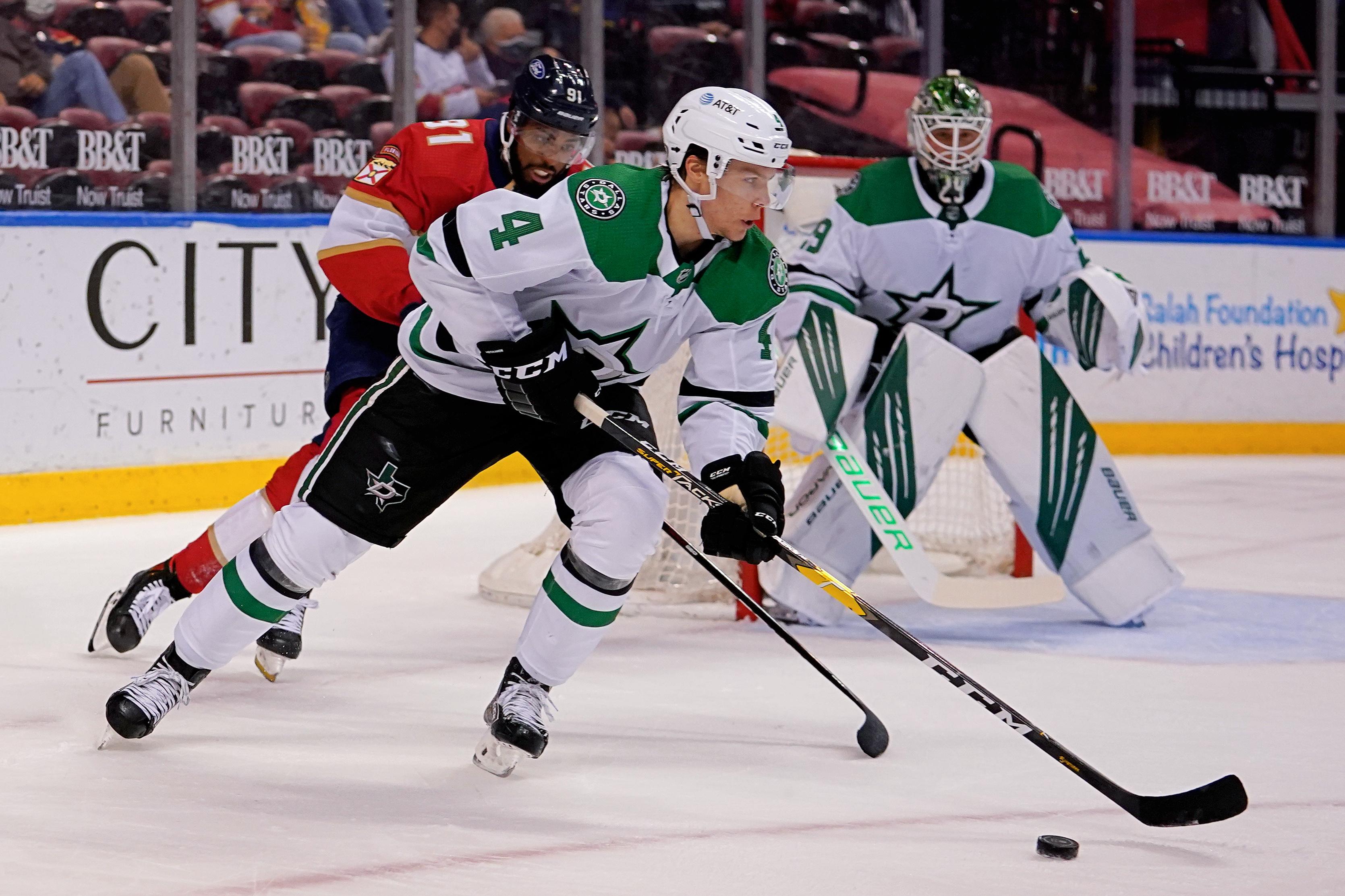 NHL: Dallas Stars at Florida Panthers