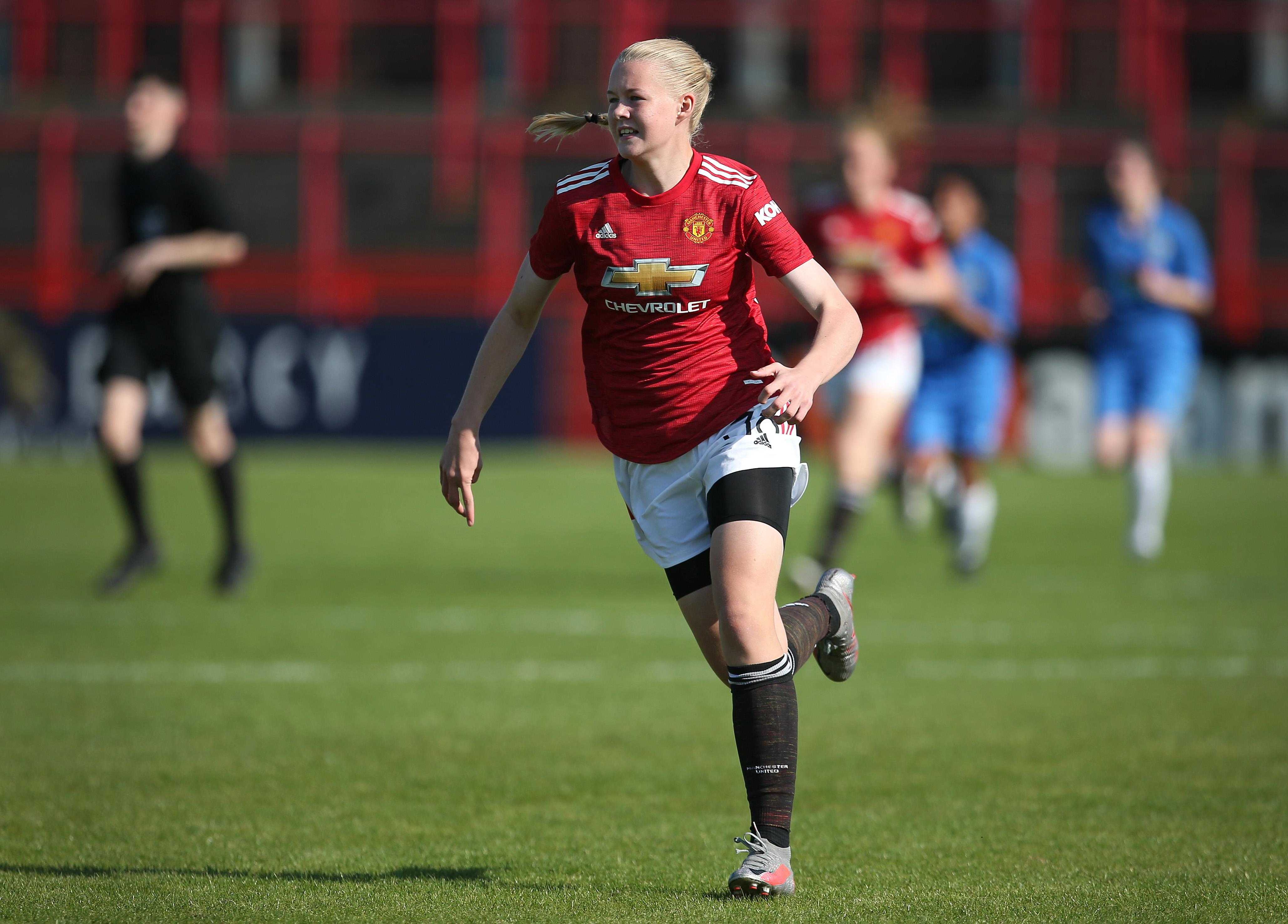 Manchester United Women U21s v Stockport County Ladies FC