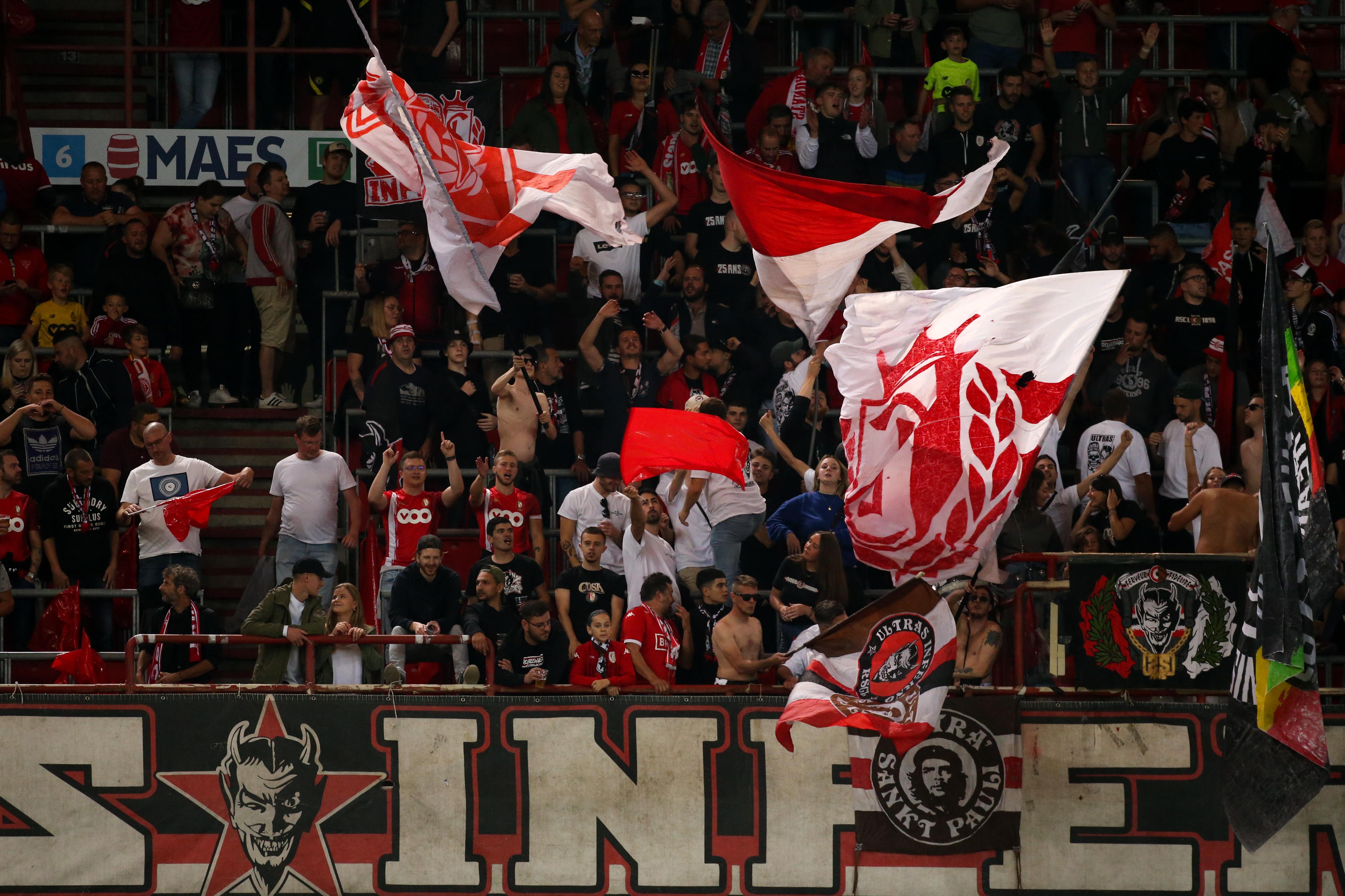 Royal Standard de Liege v Sint-Truidense V.V. - Jupiler Pro League