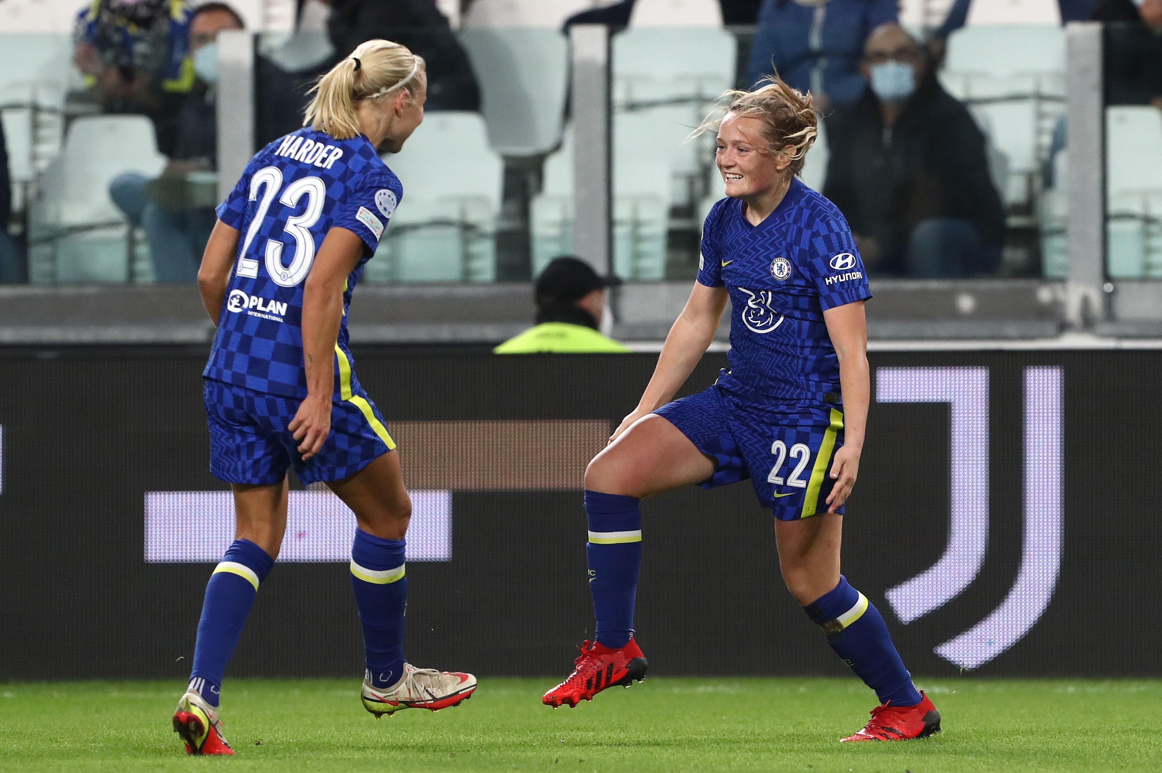 Juventus v Chelsea FC Women: Group A - UEFA Women's Champions League