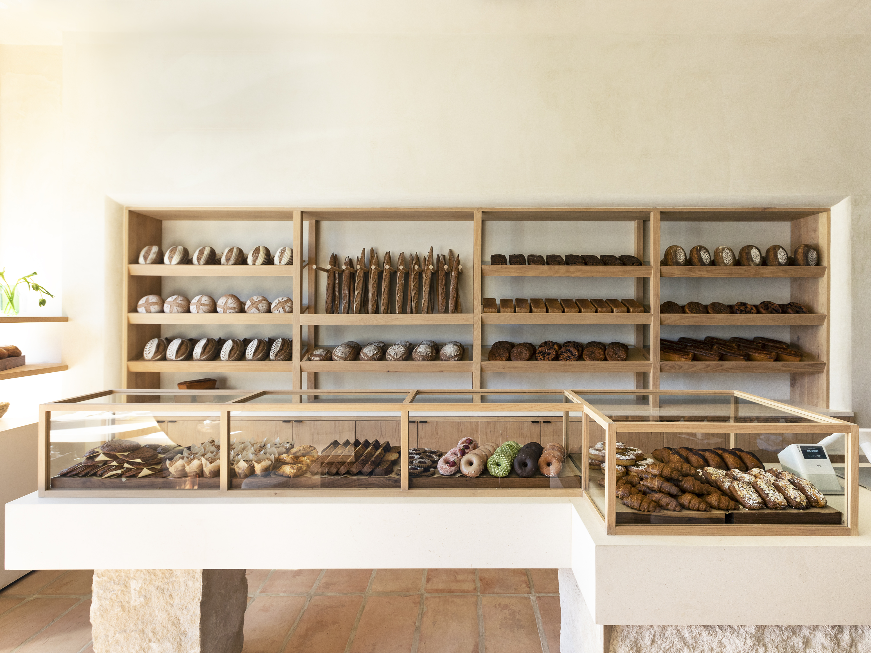Breadblok's gluten-free bakery in Los Angeles, Californai