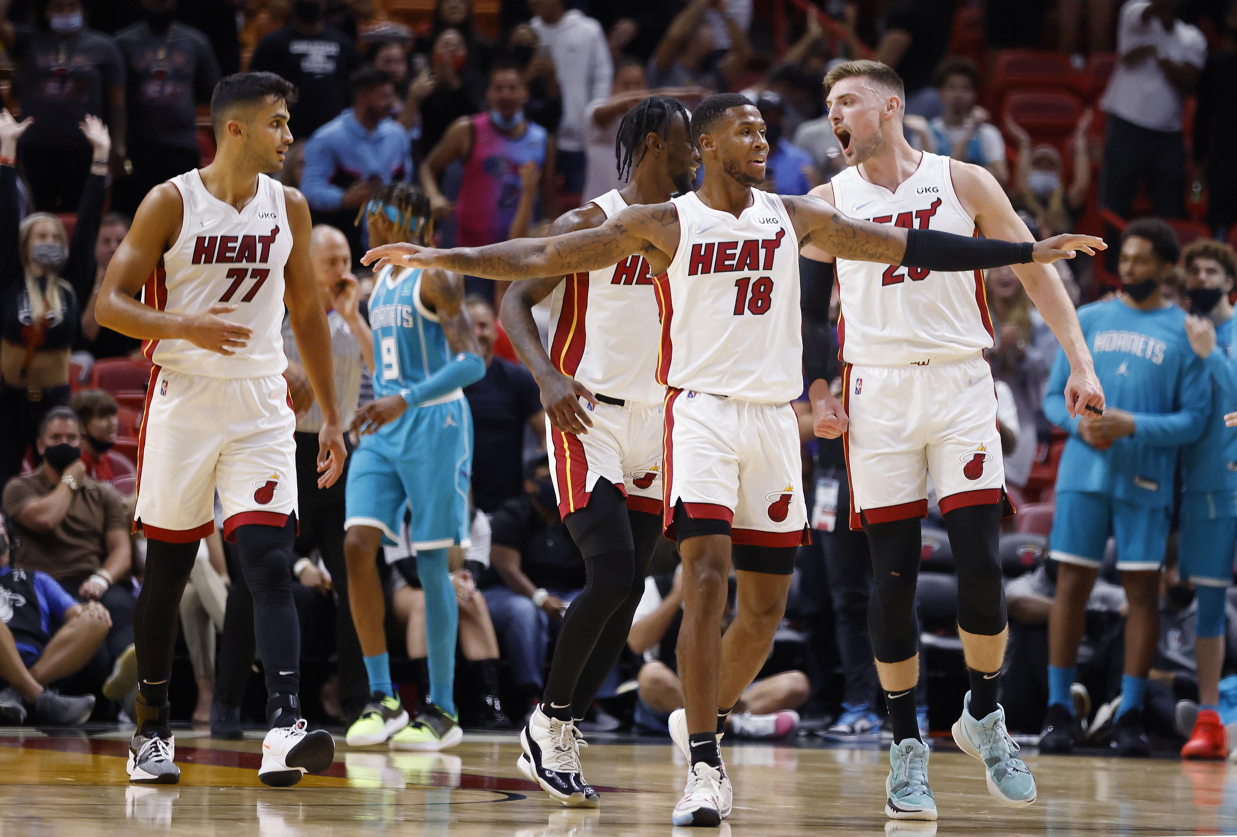NBA: Preseason-Charlotte Hornets at Miami Heat