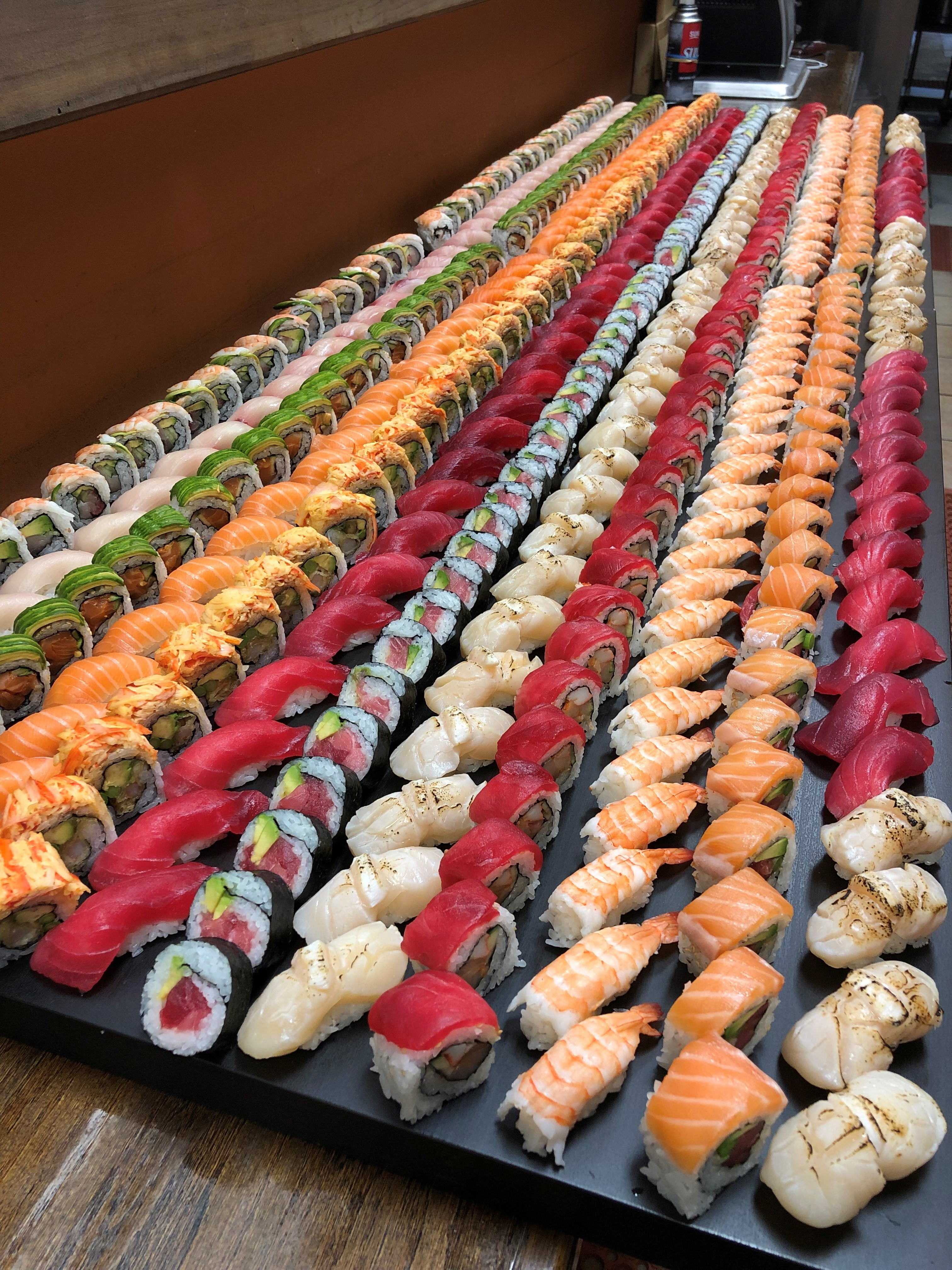 Owned by sushi chef Alvin Dayrit, Sensu Sushi Restaurant and Bar opens this winter at Town Center at Trilith near the community's movie studios in Fayetteville.