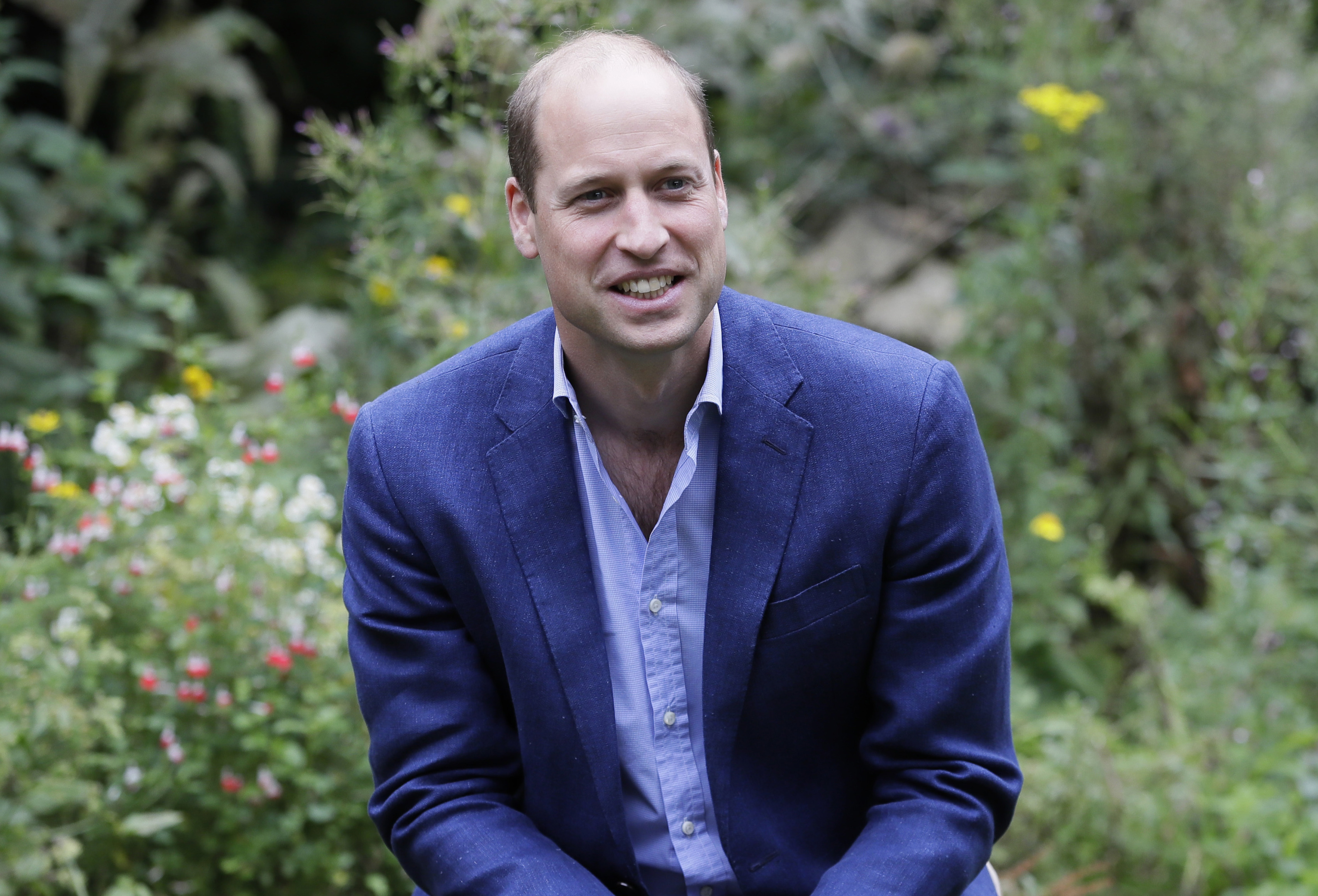 Britain's Prince William has criticized some of the world's richest men for using their wealth to fund a new space race and space tourism, and called on the world's great minds to fix the planet first.