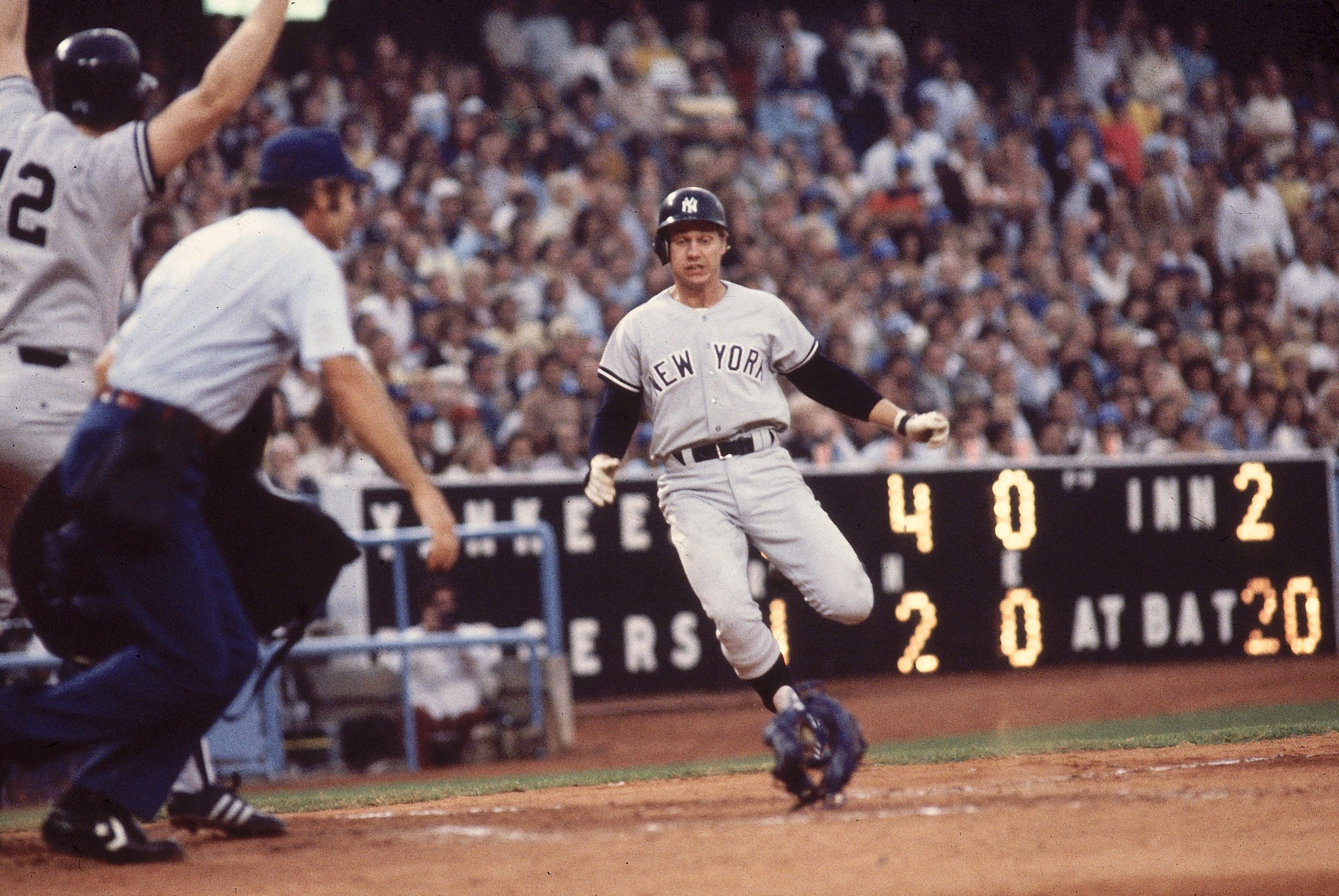 Los Angeles Dodgers vs New York Yankees, 1978 World Series