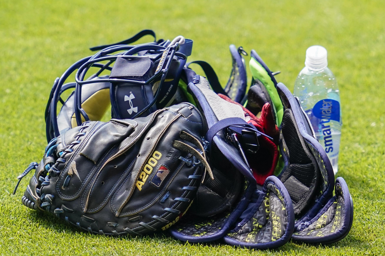 MLB: Atlanta Braves-Workouts