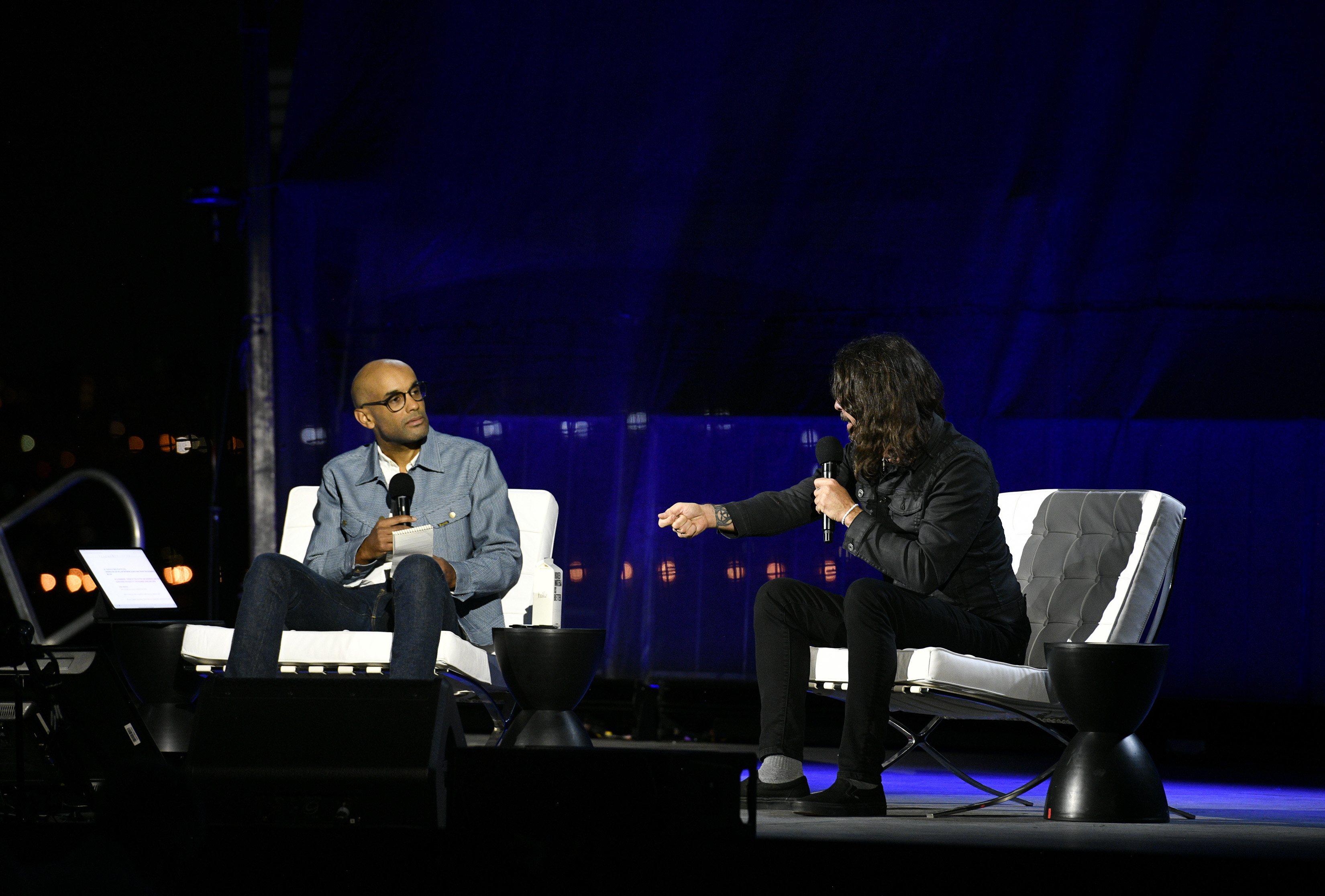 The 2021 New Yorker Festival - Dave Grohl Talks With Kelefa Sanneh & Performs