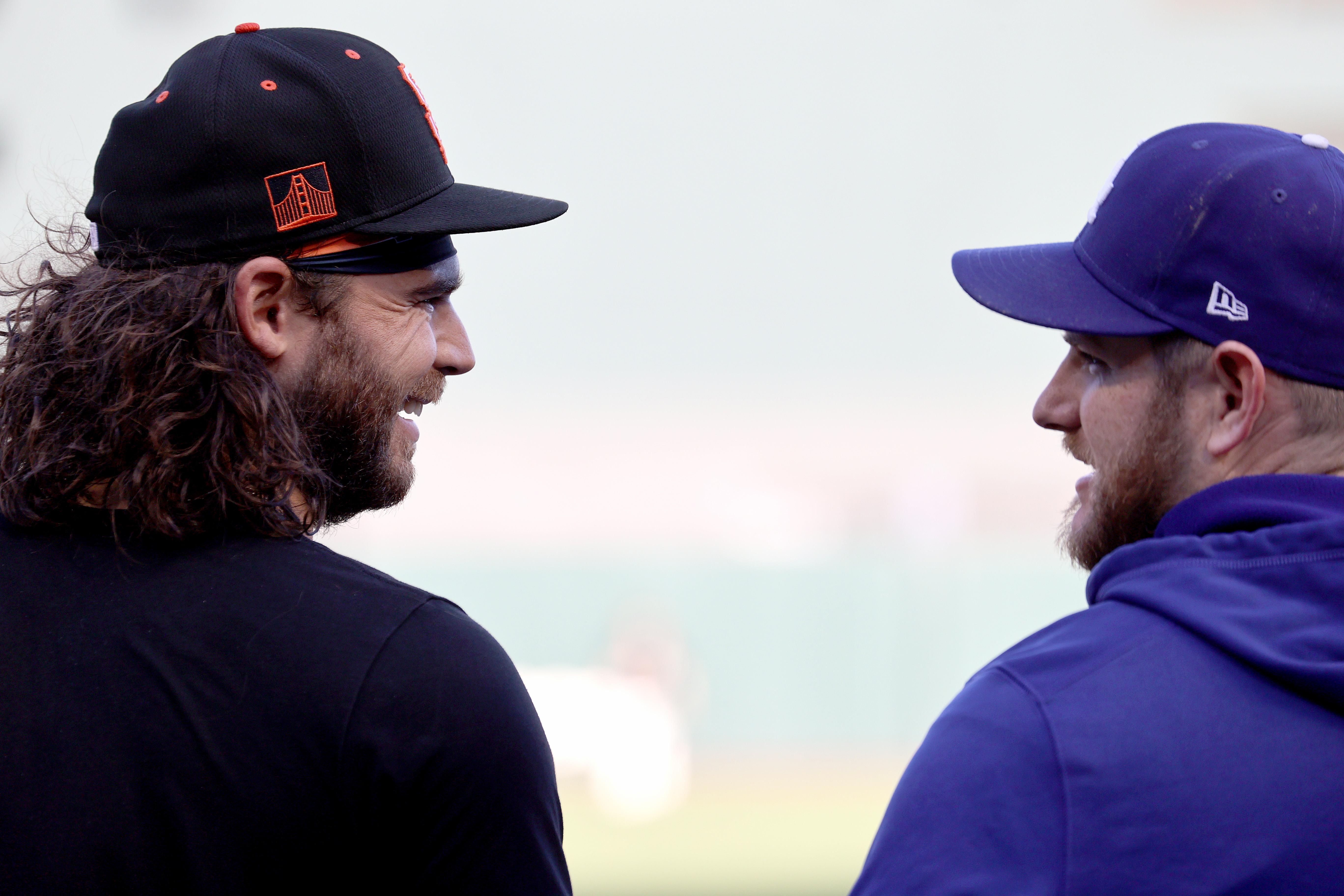 Division Series - Los Angeles Dodgers v San Francisco Giants - Game Five