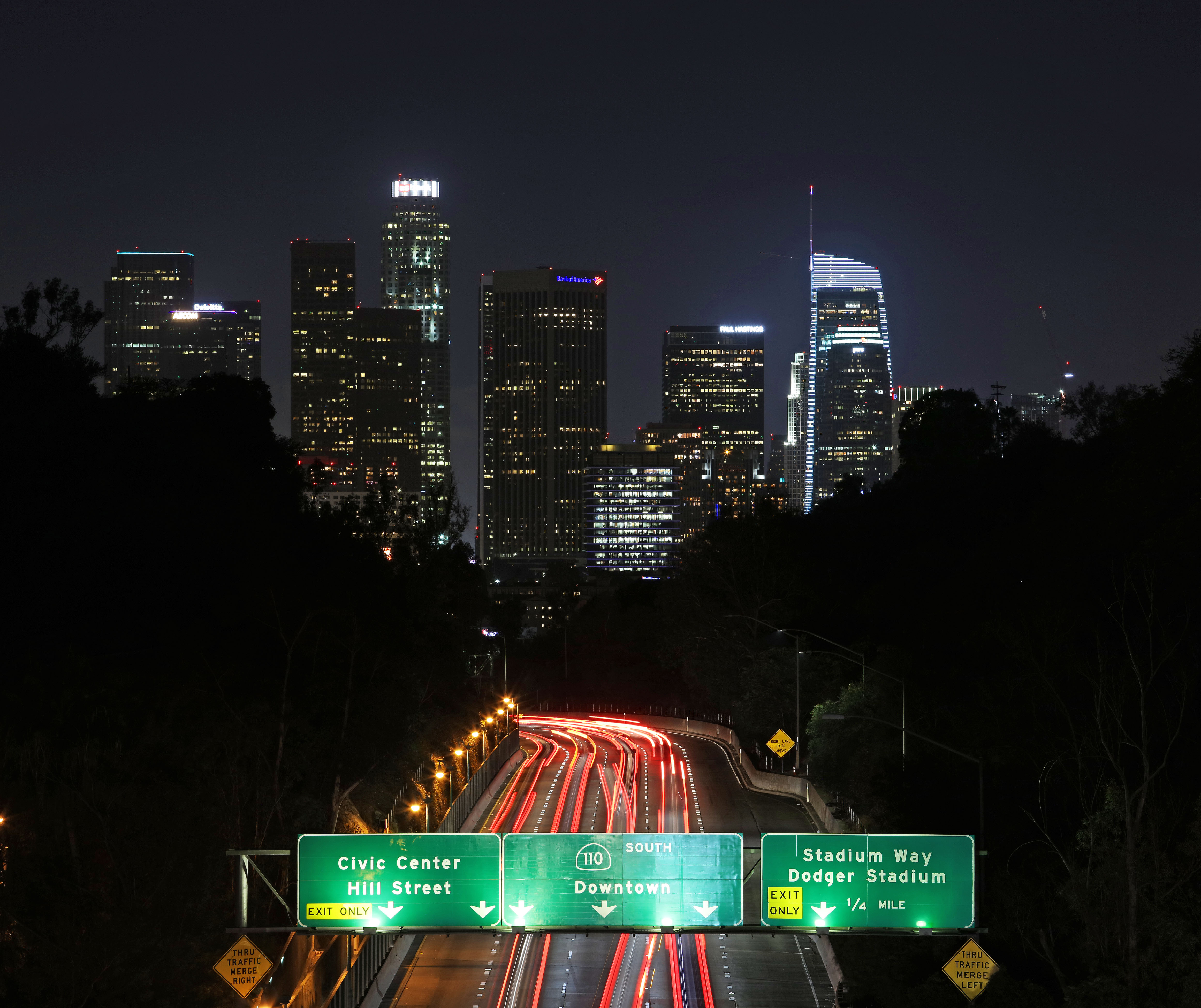 Los Angeles Exteriors And Landmarks - 2017