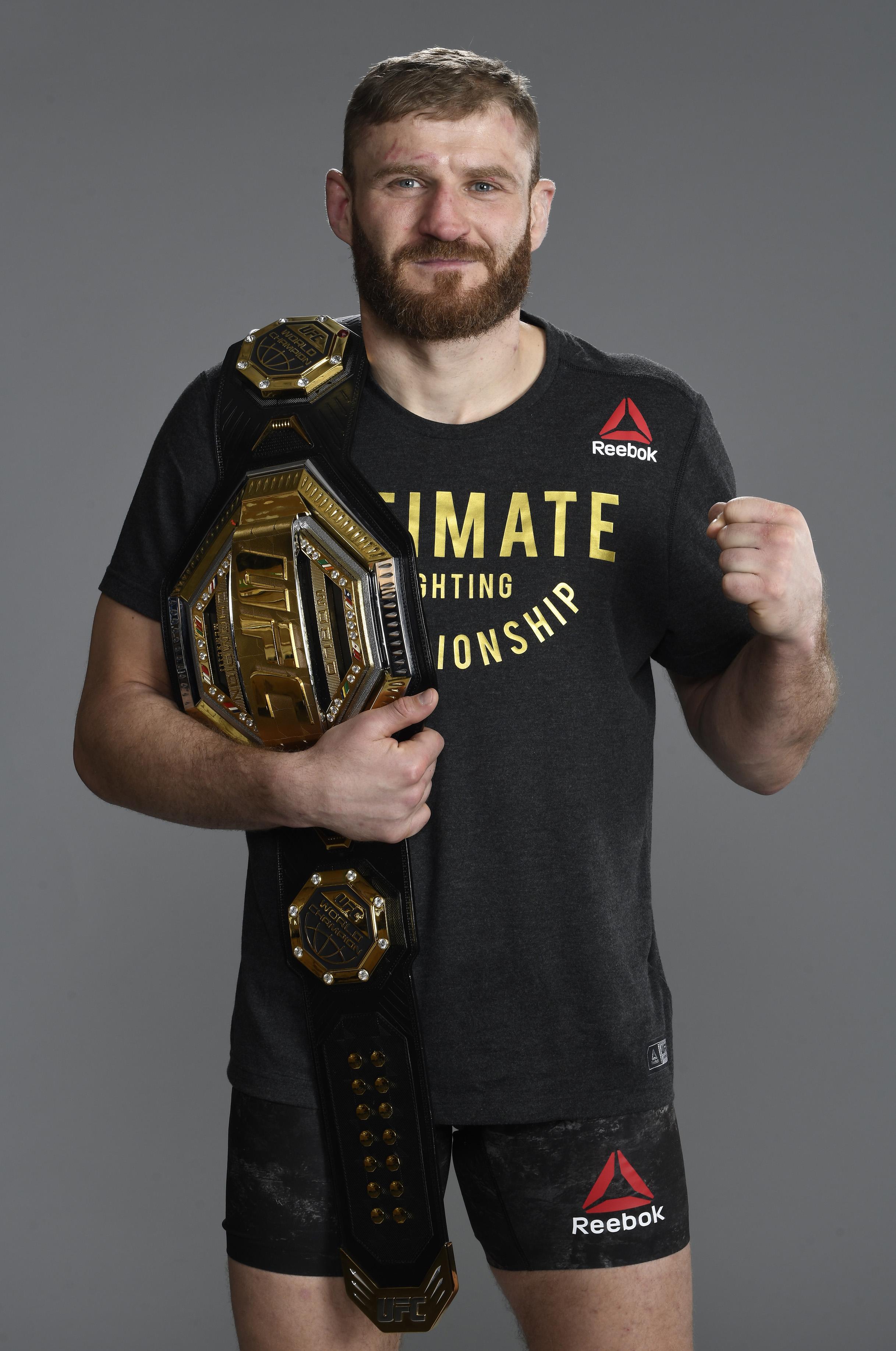 UFC 259: Blachowicz v Adesanya