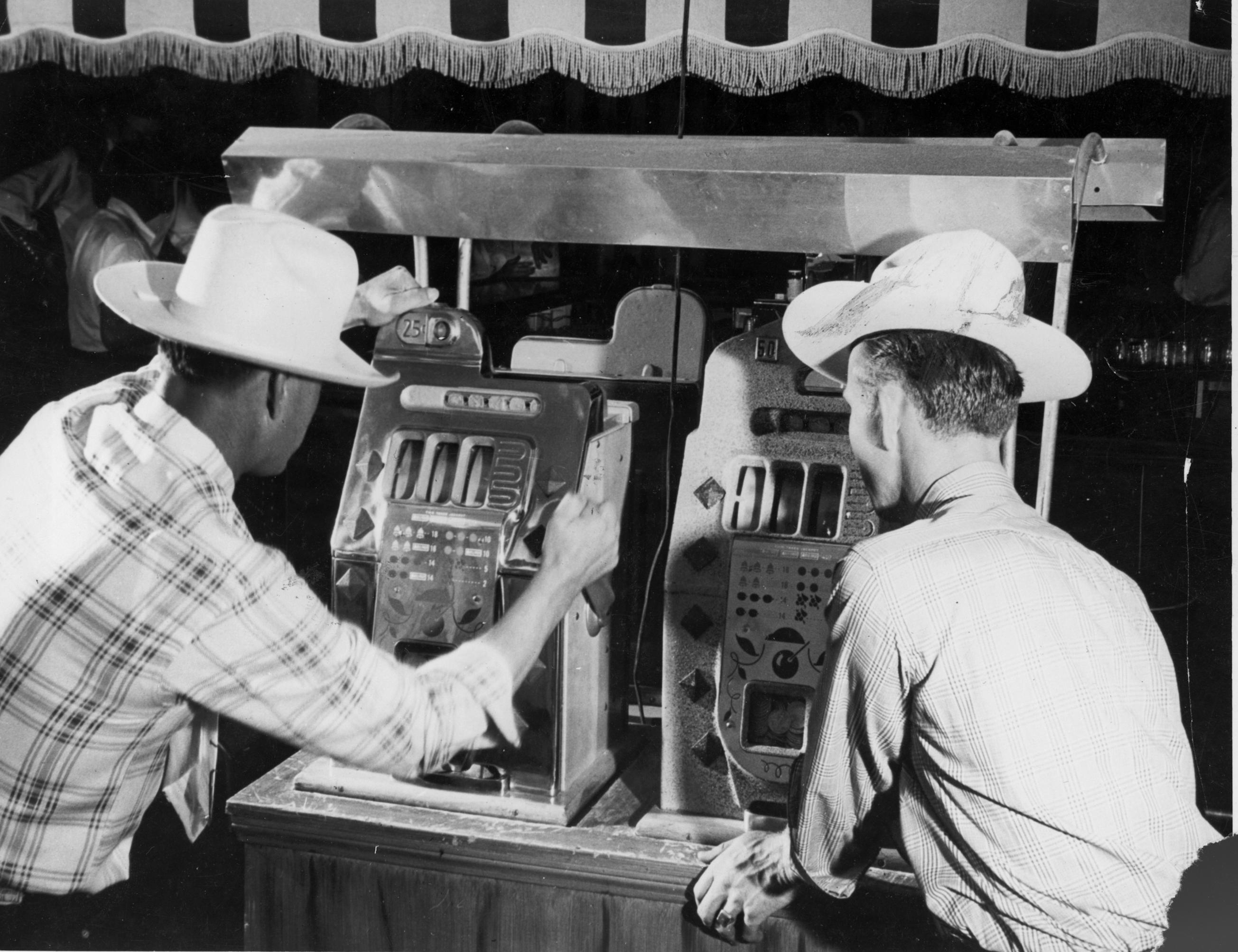 Gambling Cowboys
