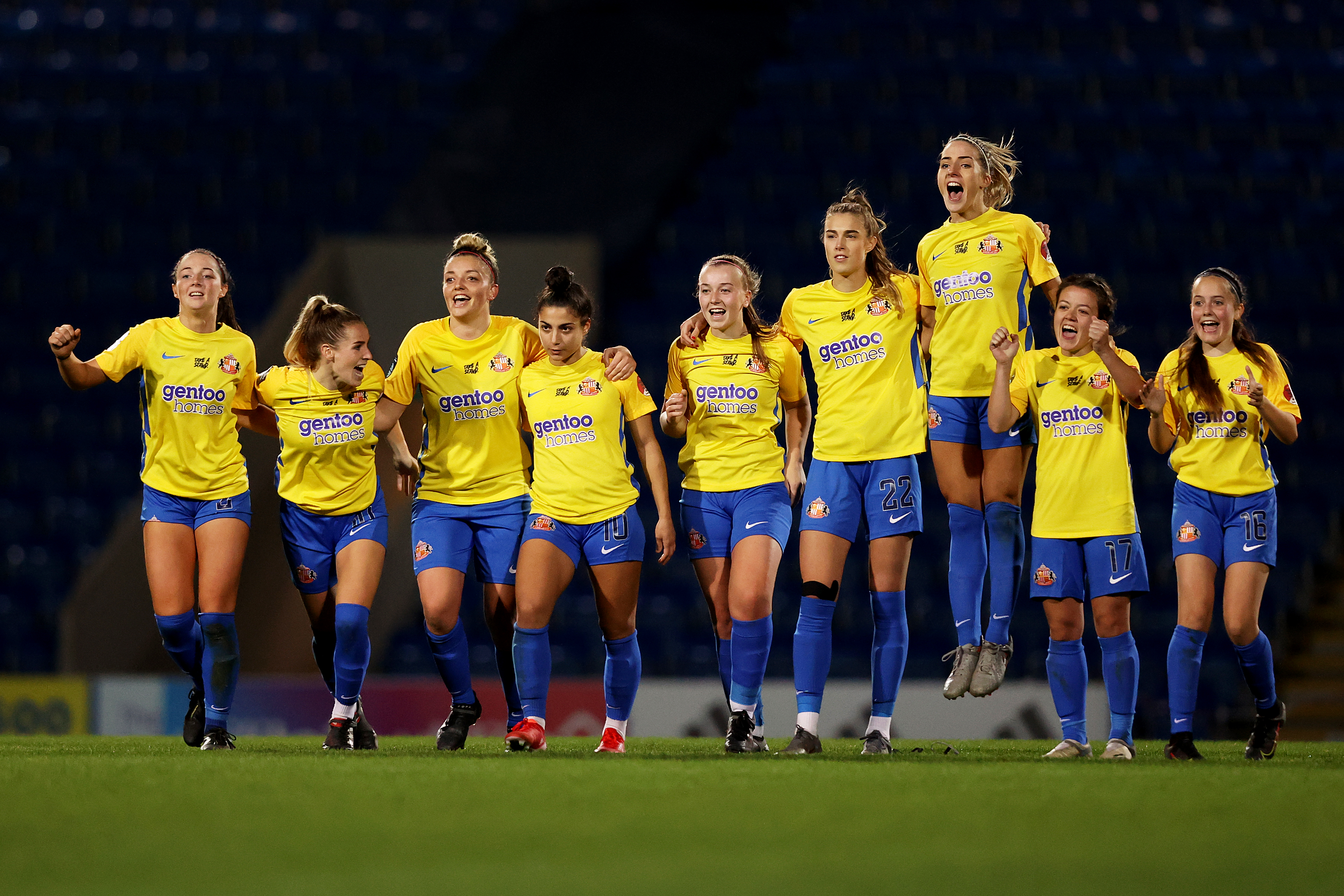 Sheffield United Women v Sunderland Ladies - FA Women's Continental Tyres League Cup