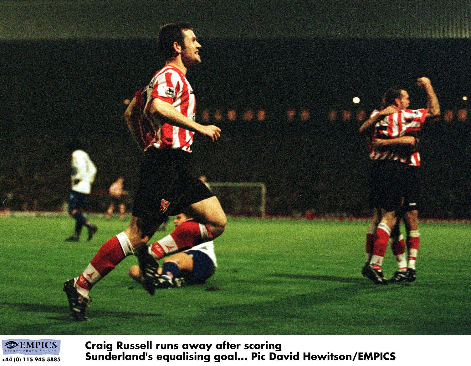 Soccer - Sunderland v Middlesbrough