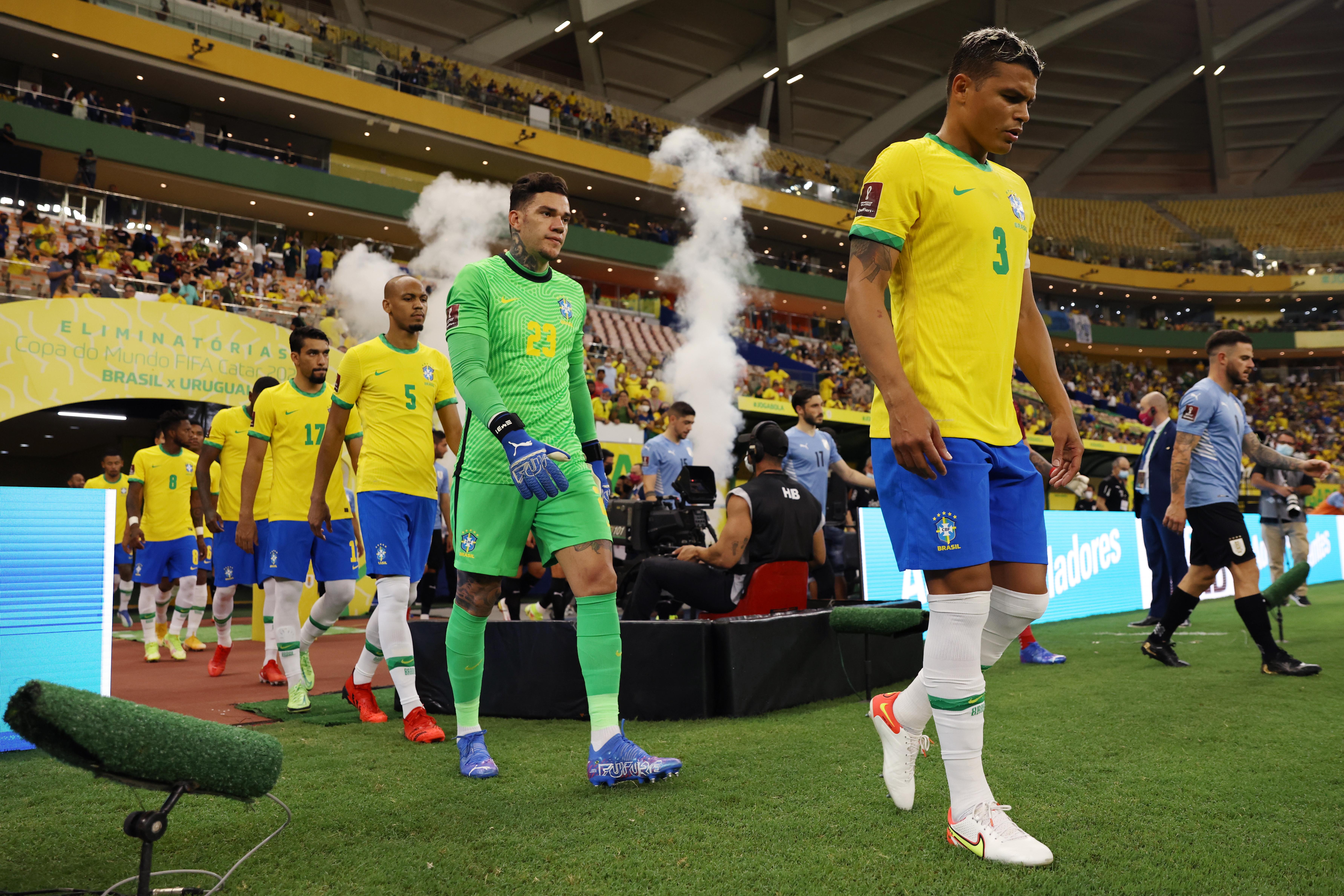 Brazil v Uruguay - FIFA World Cup 2022 Qatar Qualifier