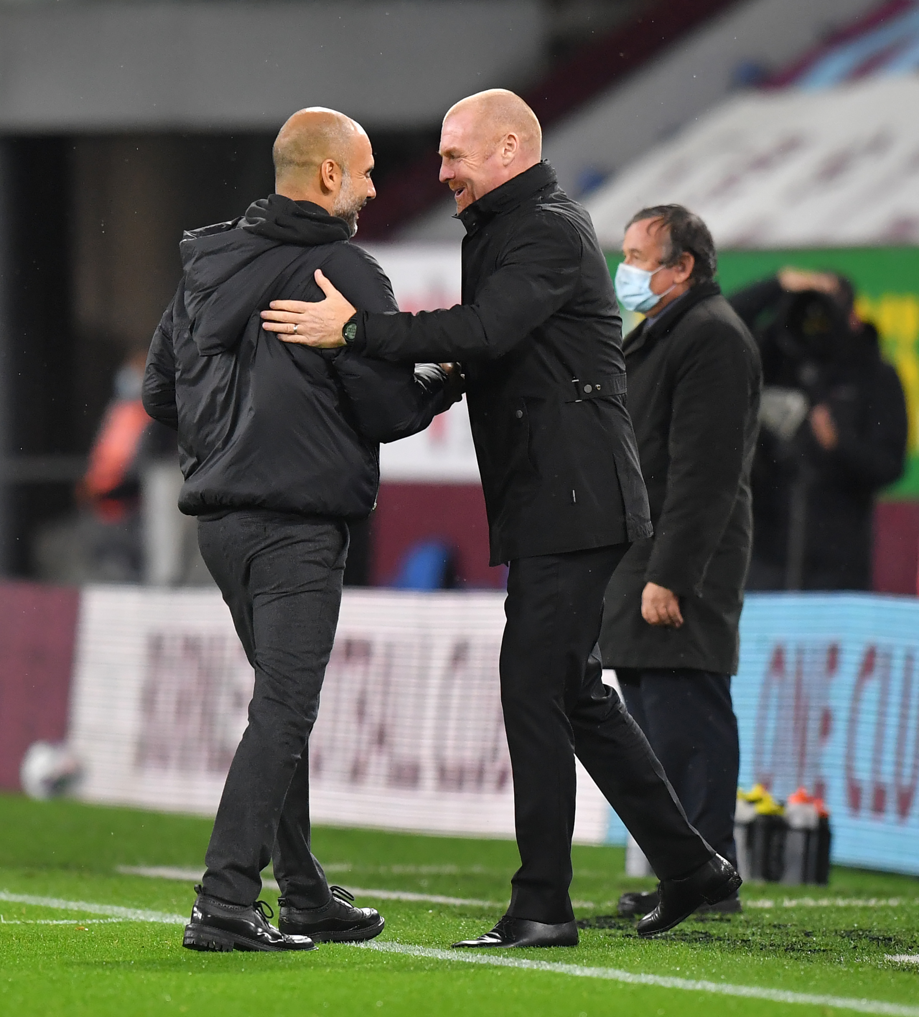 Burnley v Manchester City - Carabao Cup Fourth Round