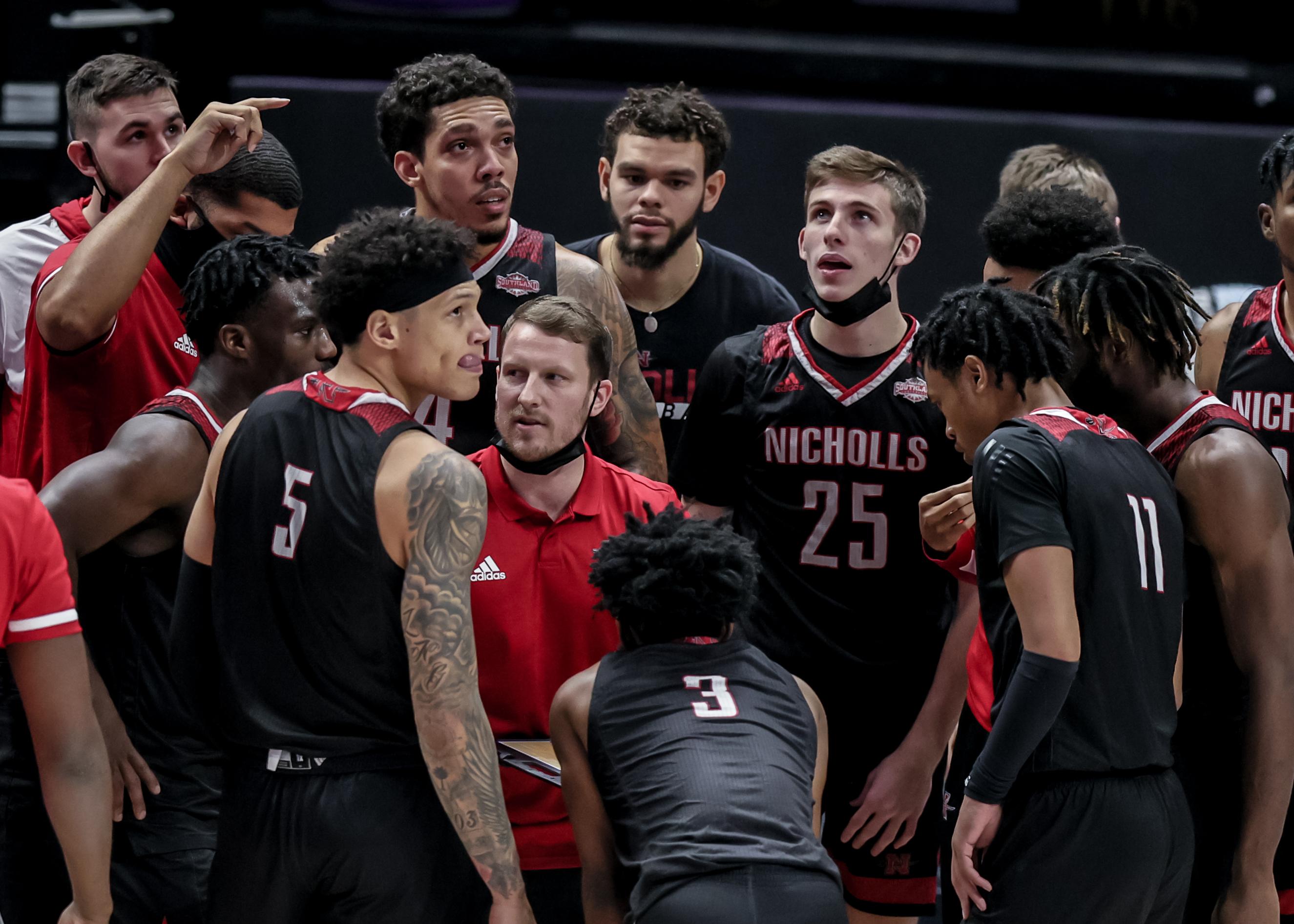 NCAA Basketball: Nicholls State at Louisiana State