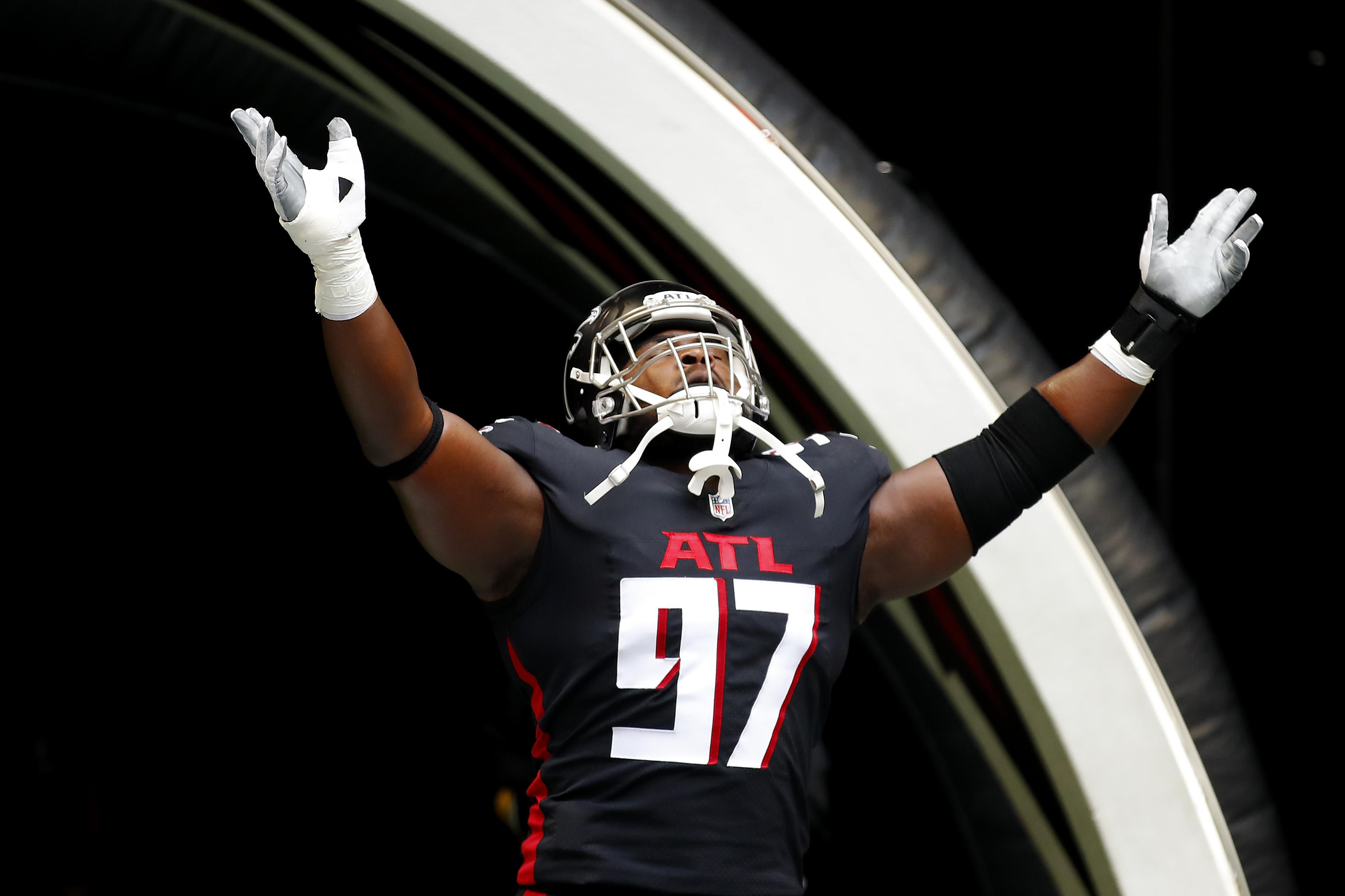 Washington Football Team v Atlanta Falcons