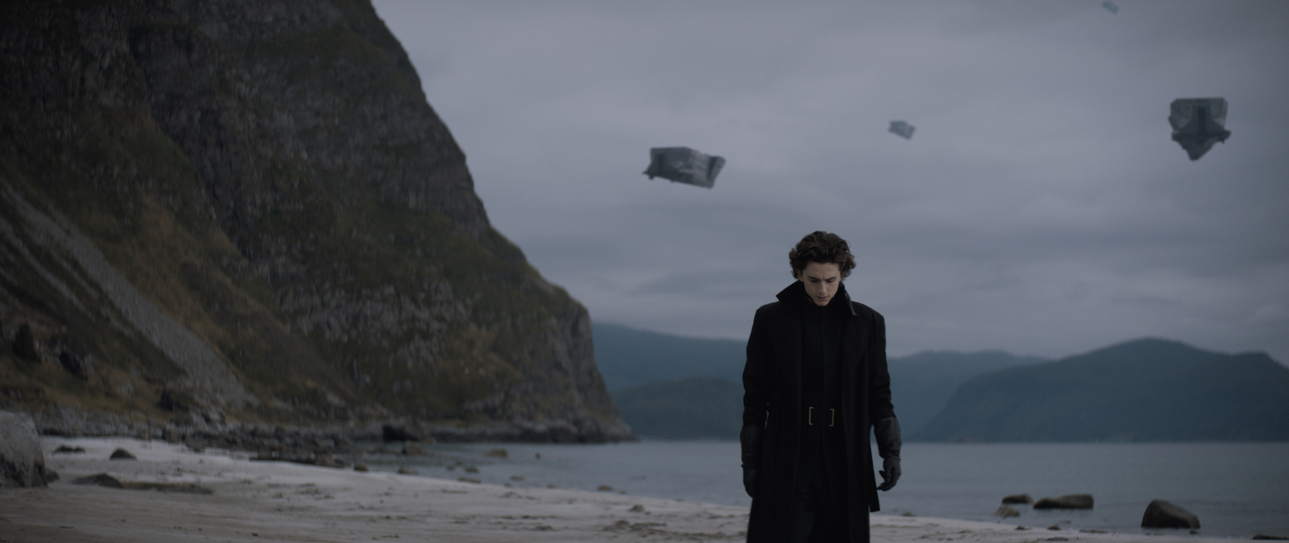 """Timothee Chalamet stars as the multifaceted and mysterious Paul Atreides in """"Dune."""""""