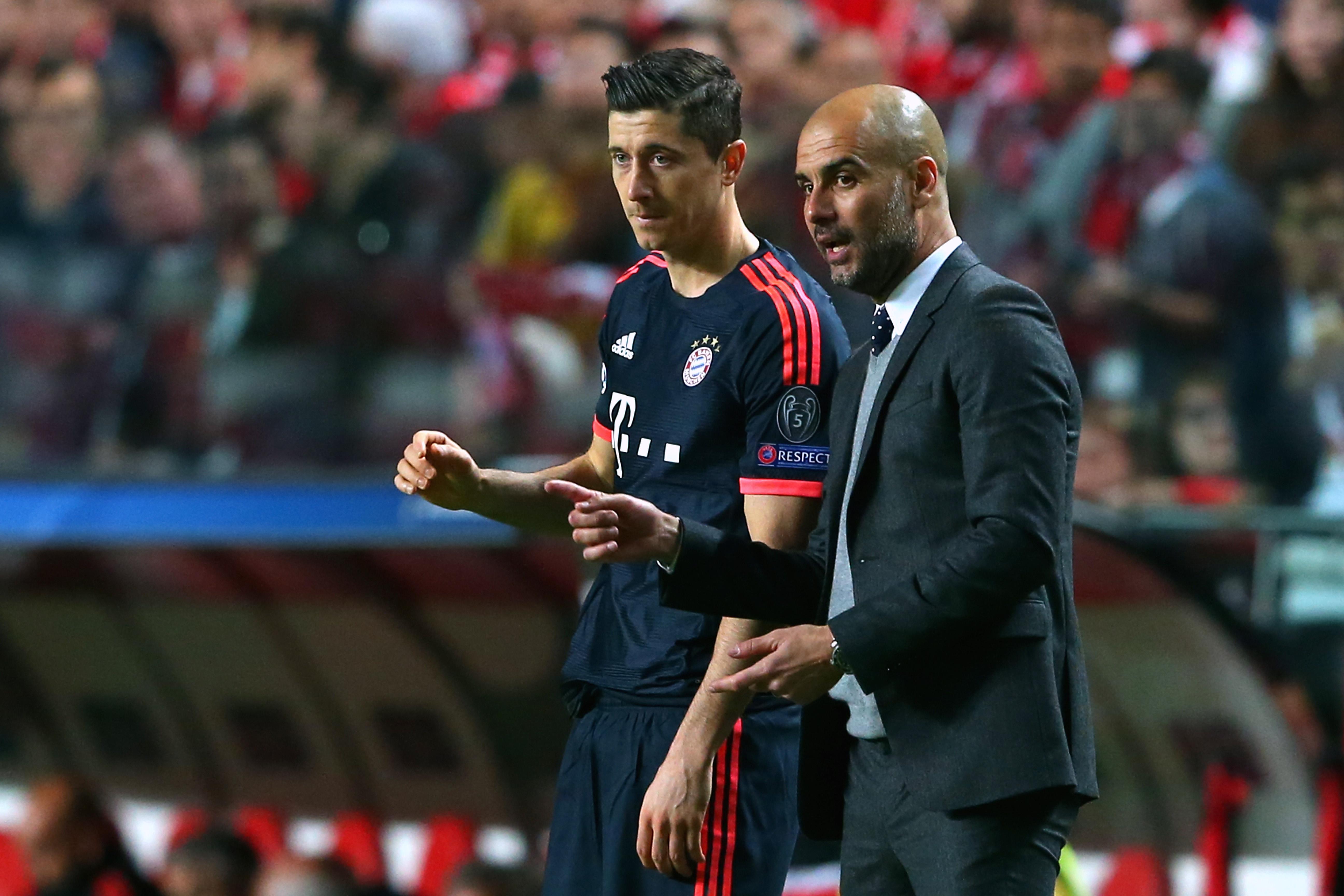 SL Benfica v FC Bayern Muenchen - UEFA Champions League Quarter Final: Second Leg