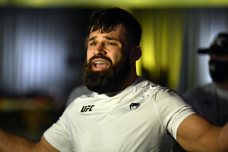 UFC Fight Night: Alvey v Marquez