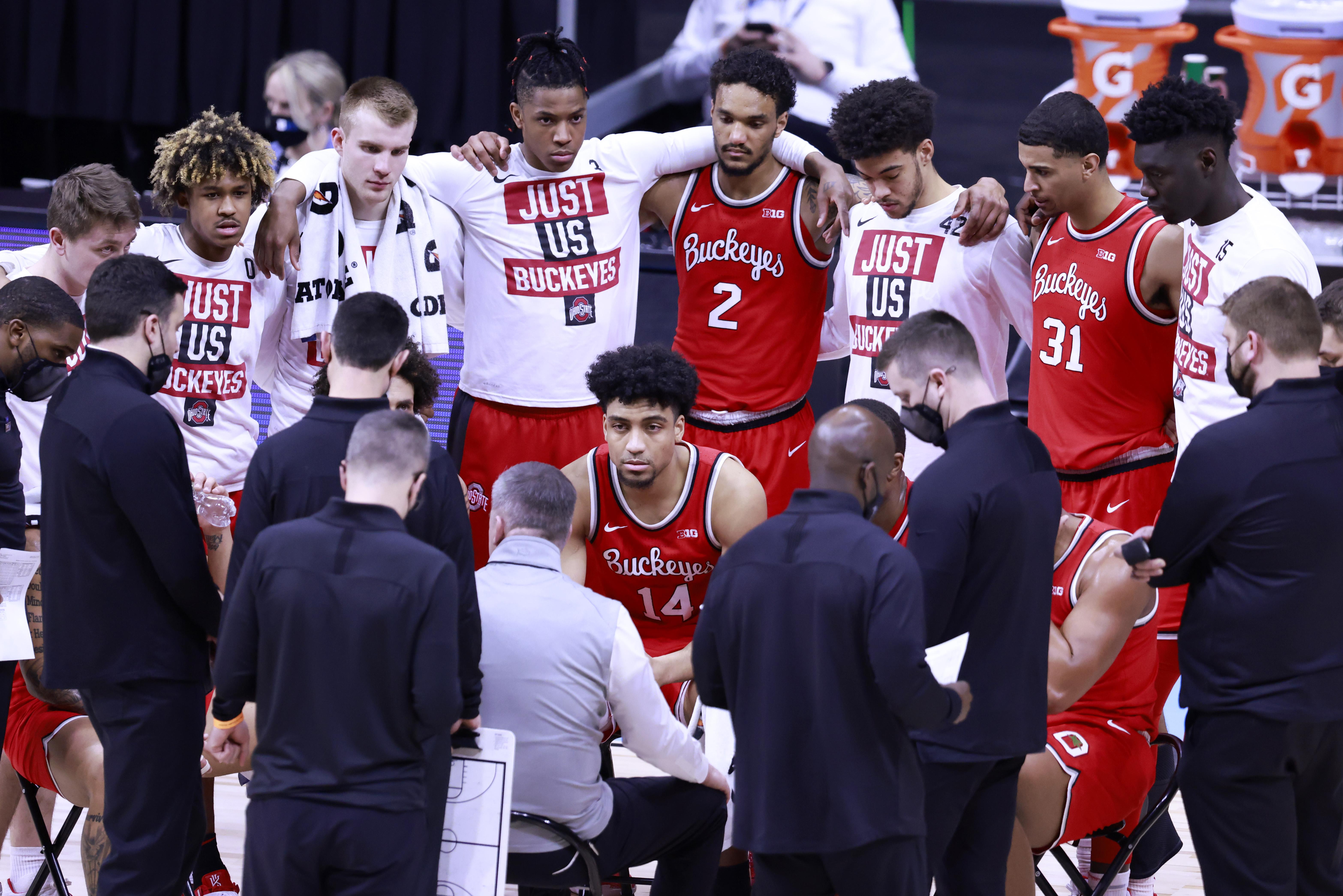 Big Ten Men's Basketball Tournament - Ohio State v Michigan