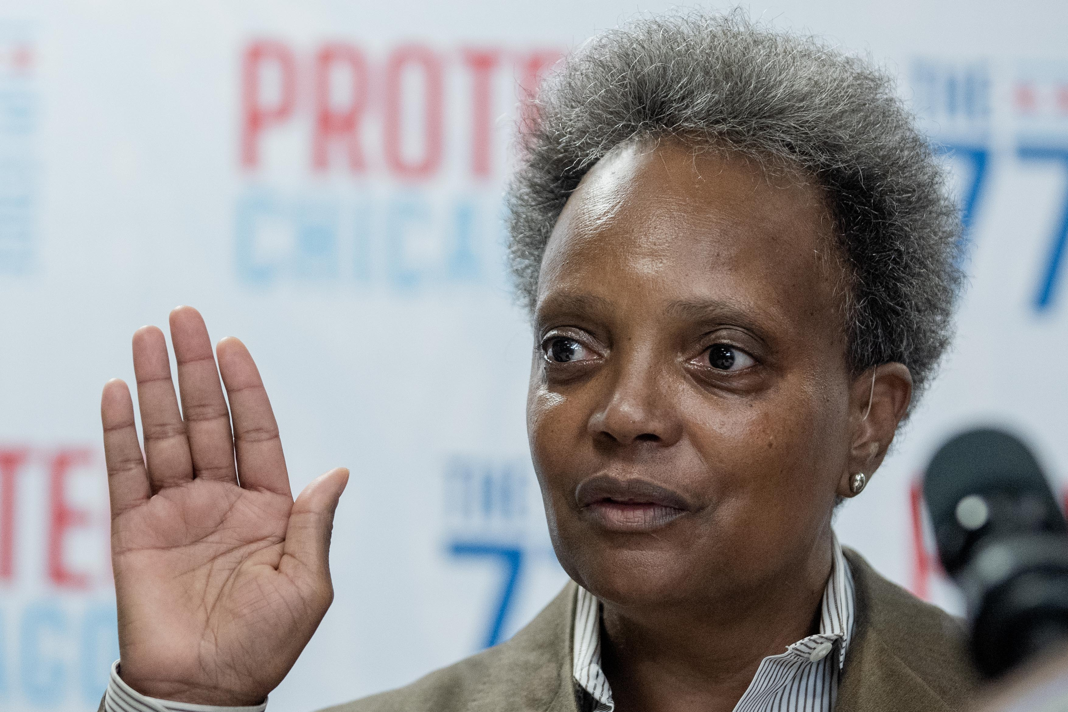 Mayor Lori Lightfoot unveiled a new program Friday to encourage unvaccinated Chicago residents to get the shot.