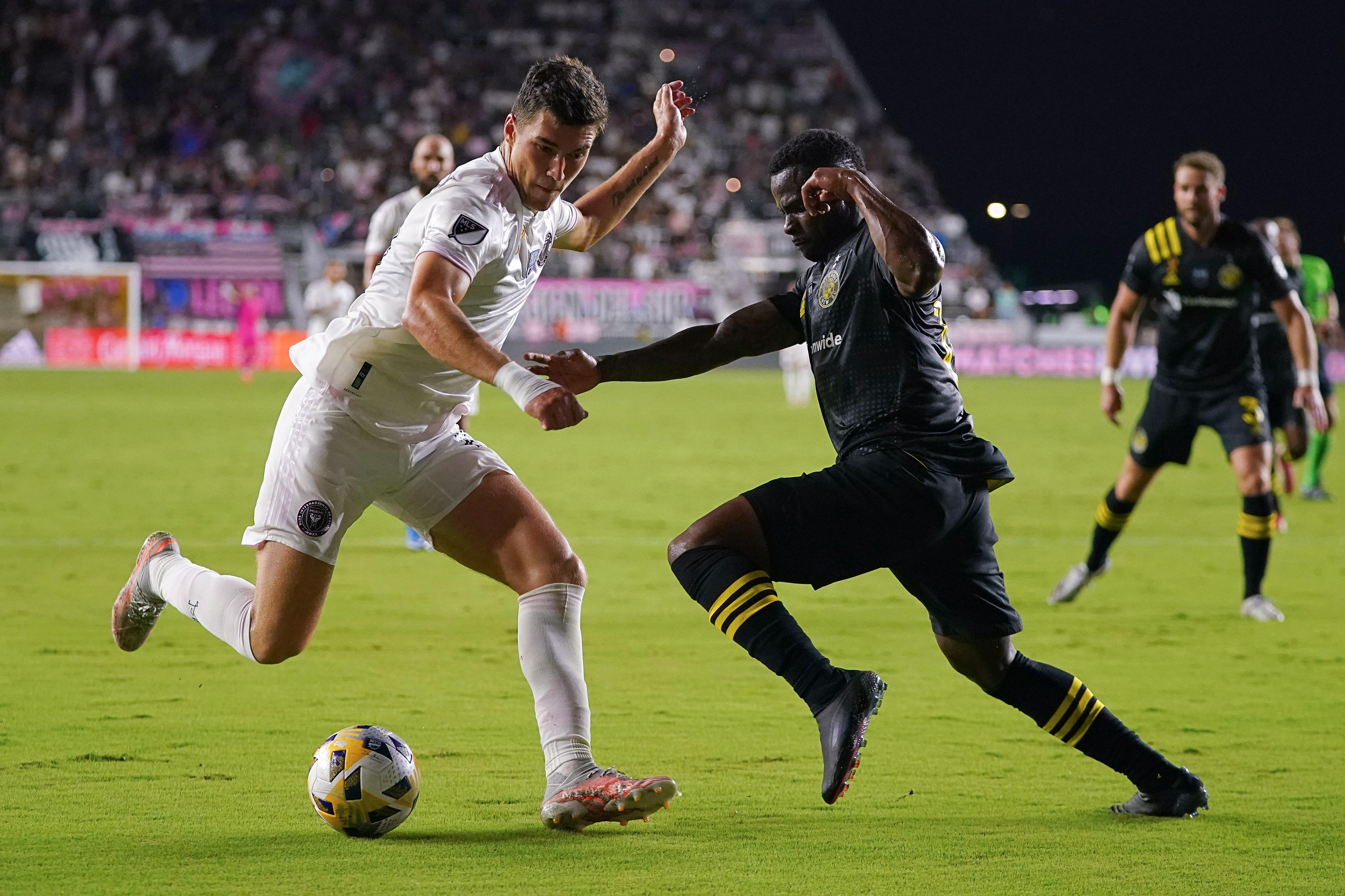 MLS: Columbus Crew SC at Inter Miami CF