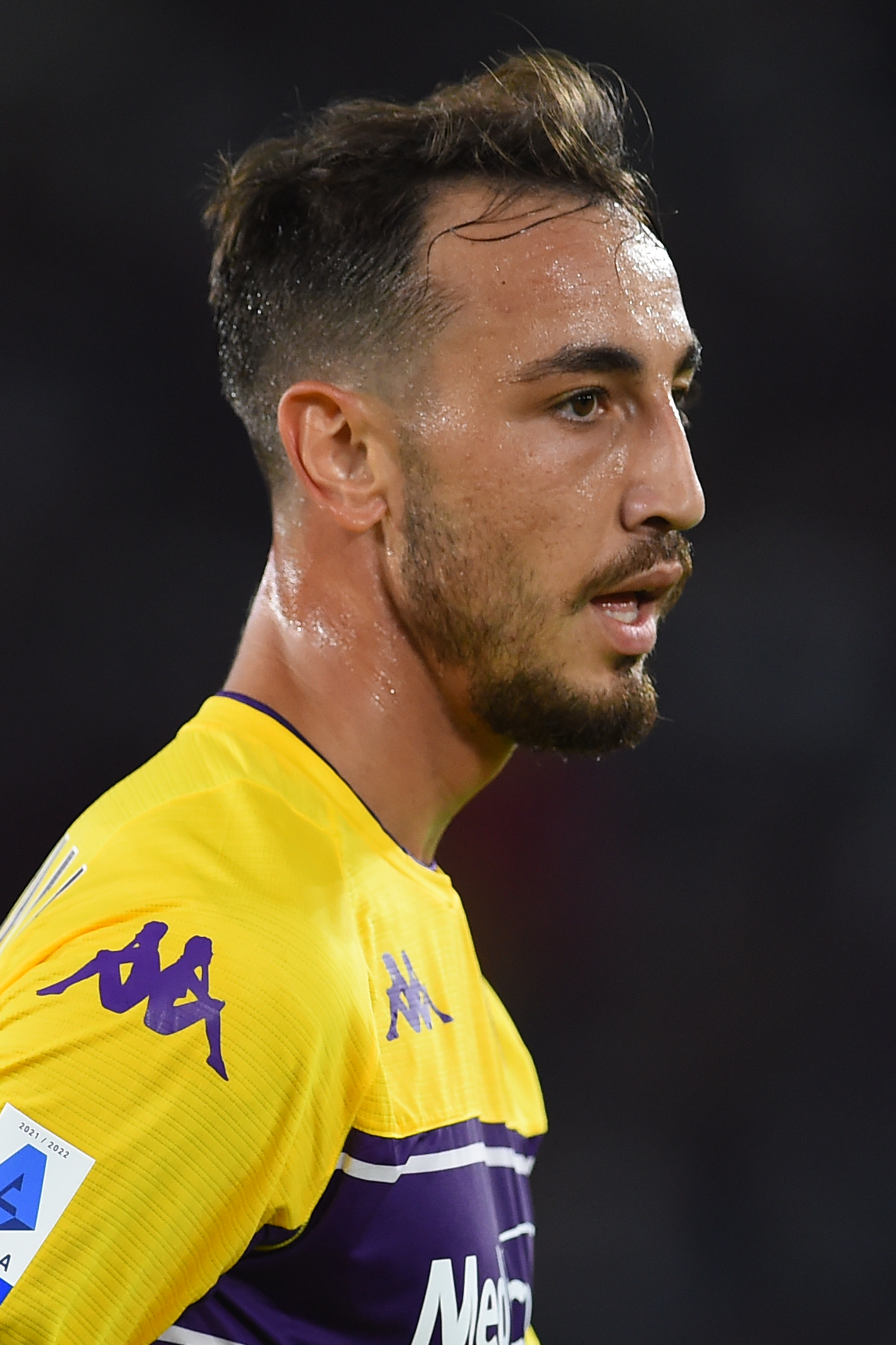 Football Serie A 2021/2022 AS Roma-Fiorentina