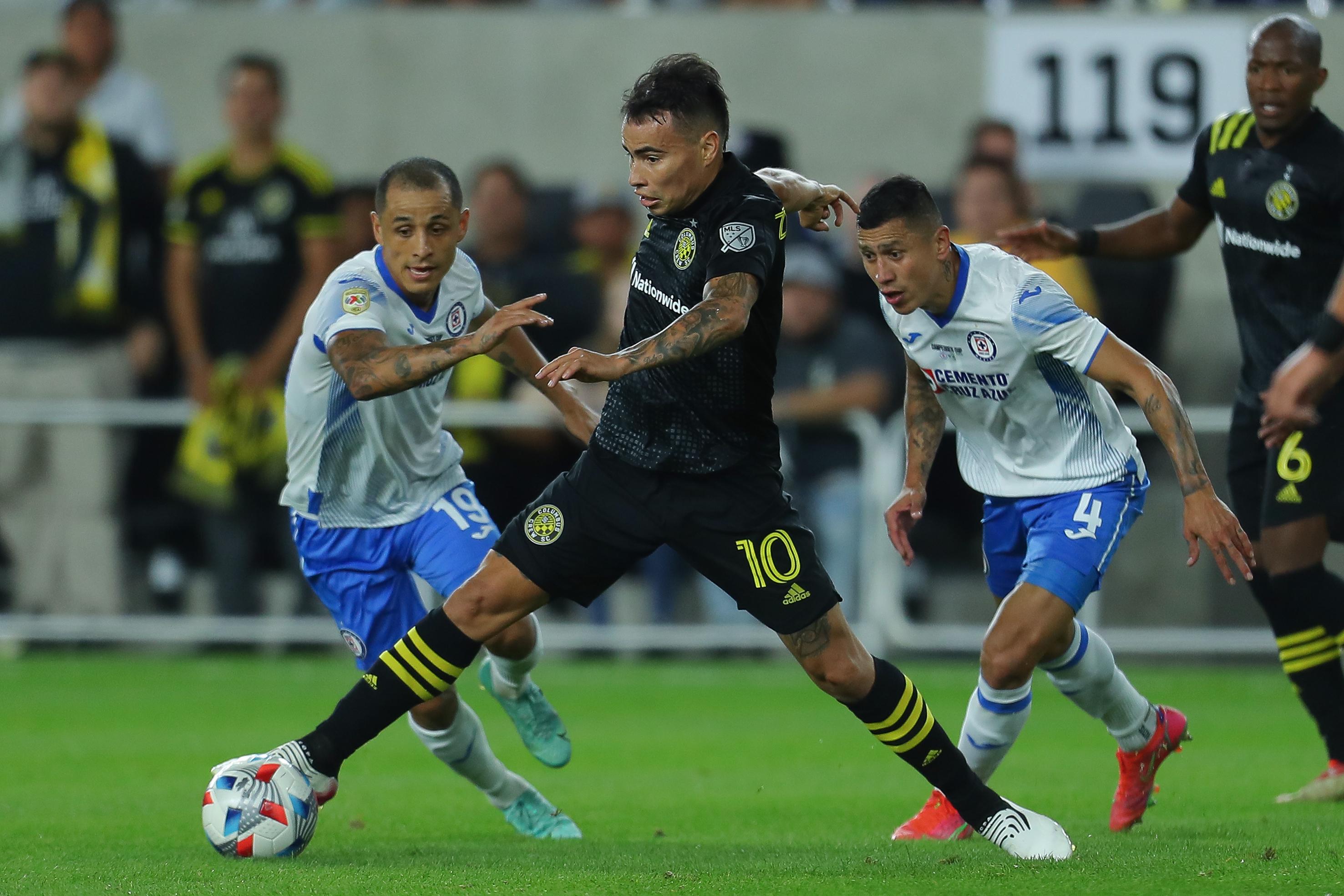 2021 Campeones Cup - Deportivo Cruz Azul v Columbus Crew