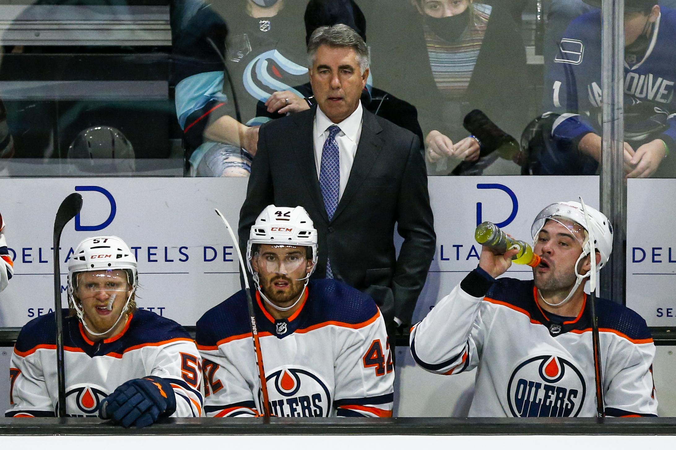 NHL: Preseason-Edmonton Oilers at Seattle Kraken