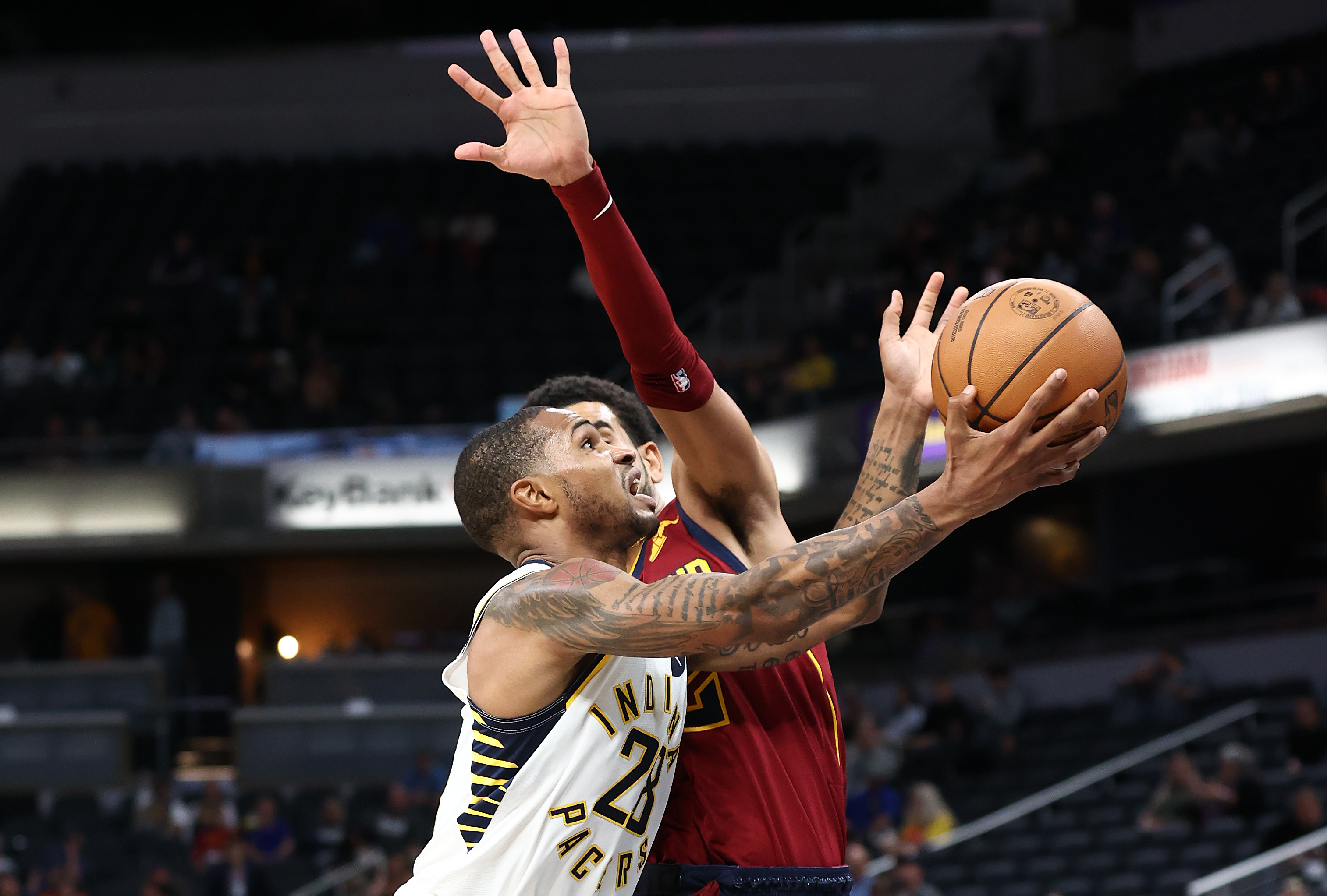 Cleveland Cavaliers v Indiana Pacers