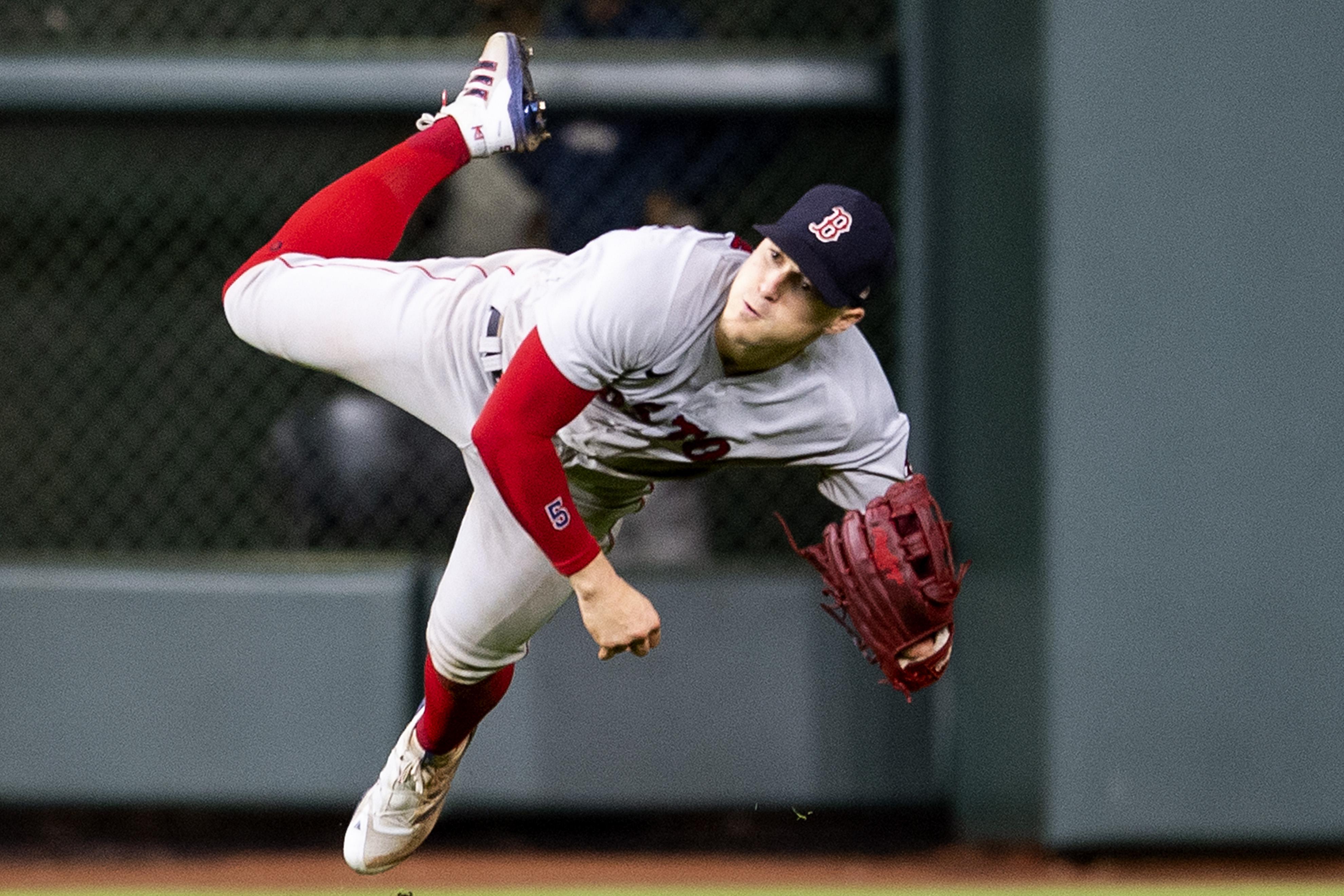 Championship Series - Boston Red Sox v Houston Astros - Game One