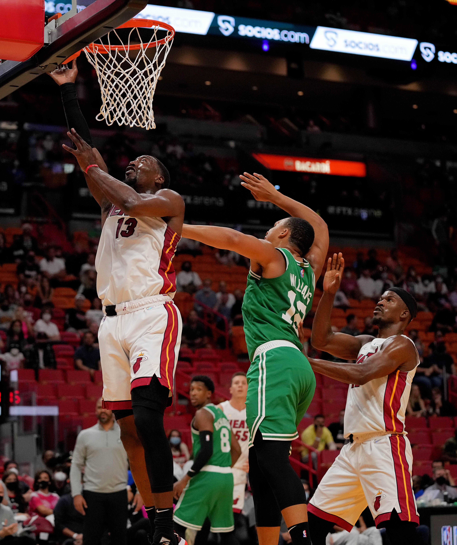 NBA: Preseason-Boston Celtics at Miami Heat