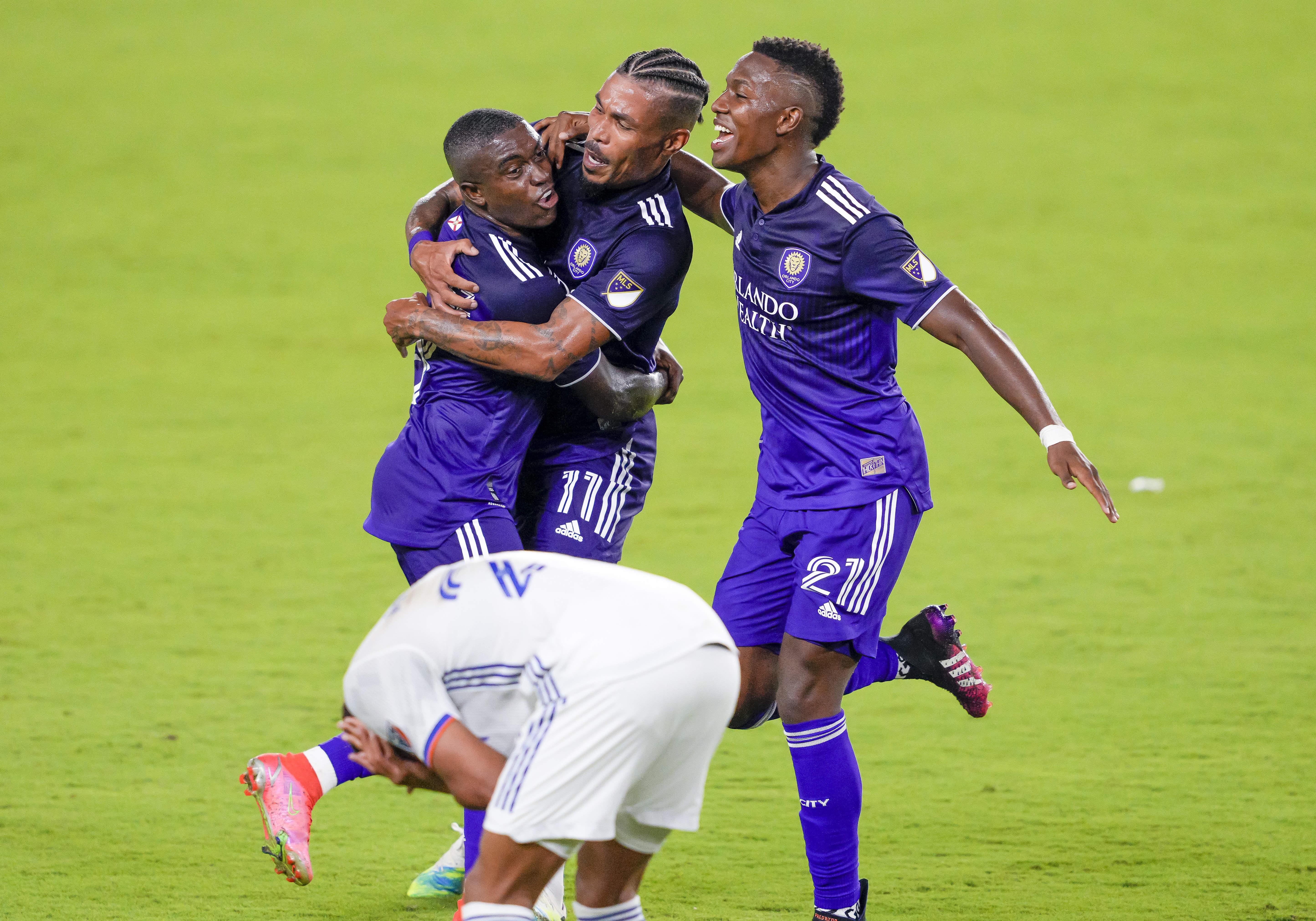 SOCCER: MAY 01 MLS - FC Cincinnati at Orlando City SC