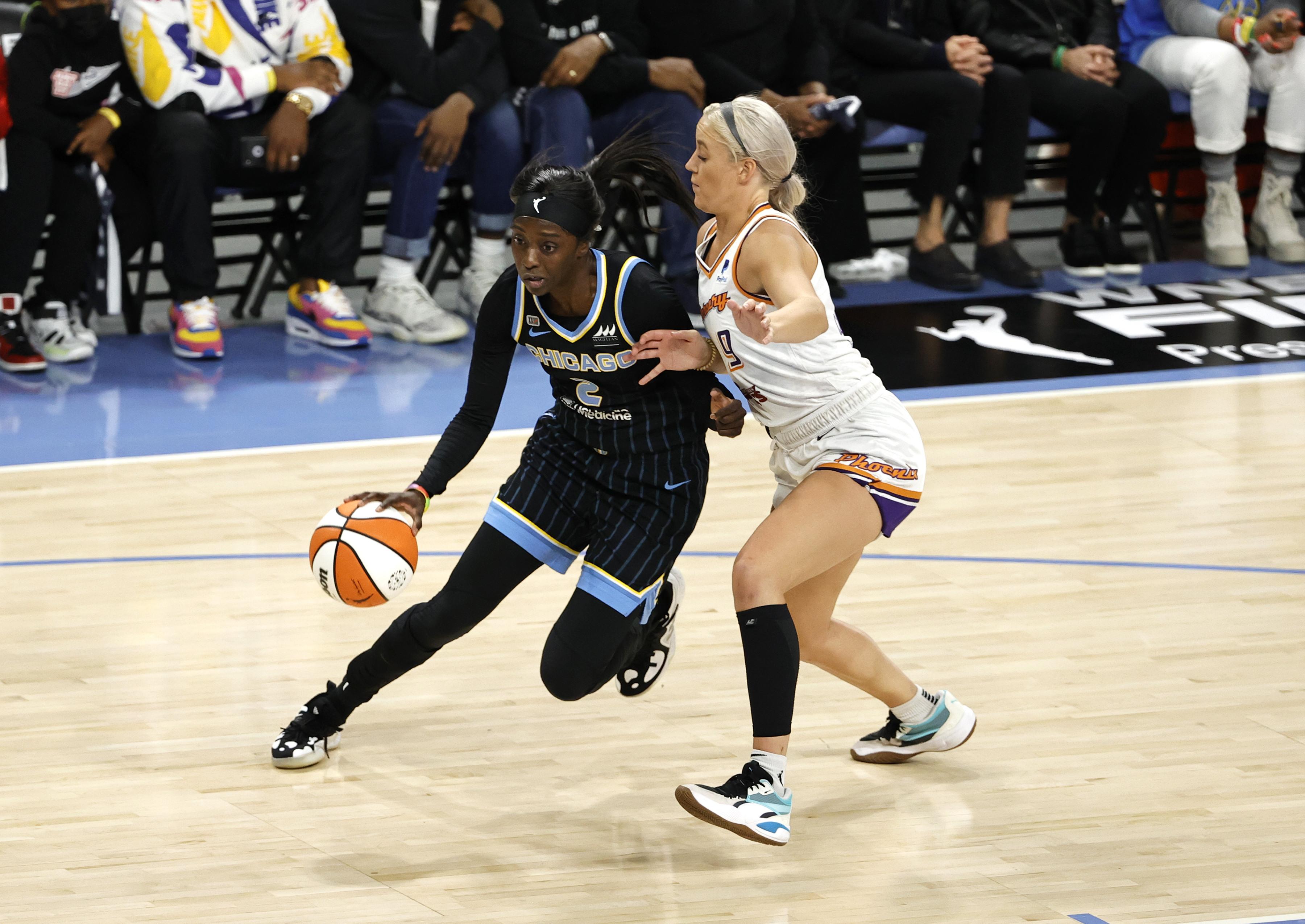 2021 WNBA Finals G3 - Phoenix Mercury v Chicago Sky