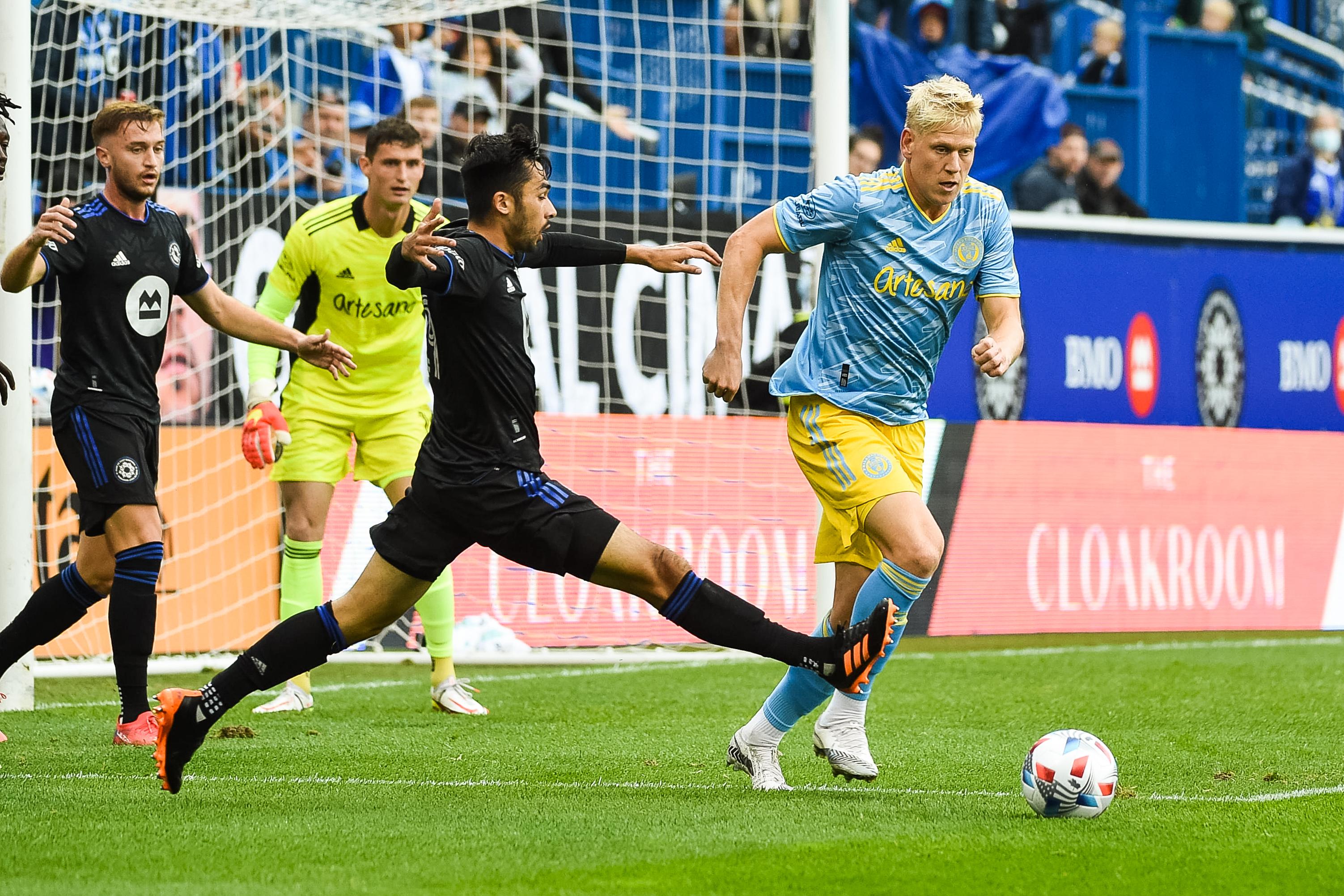 MLS: Philadelphia Union at CF Montreal