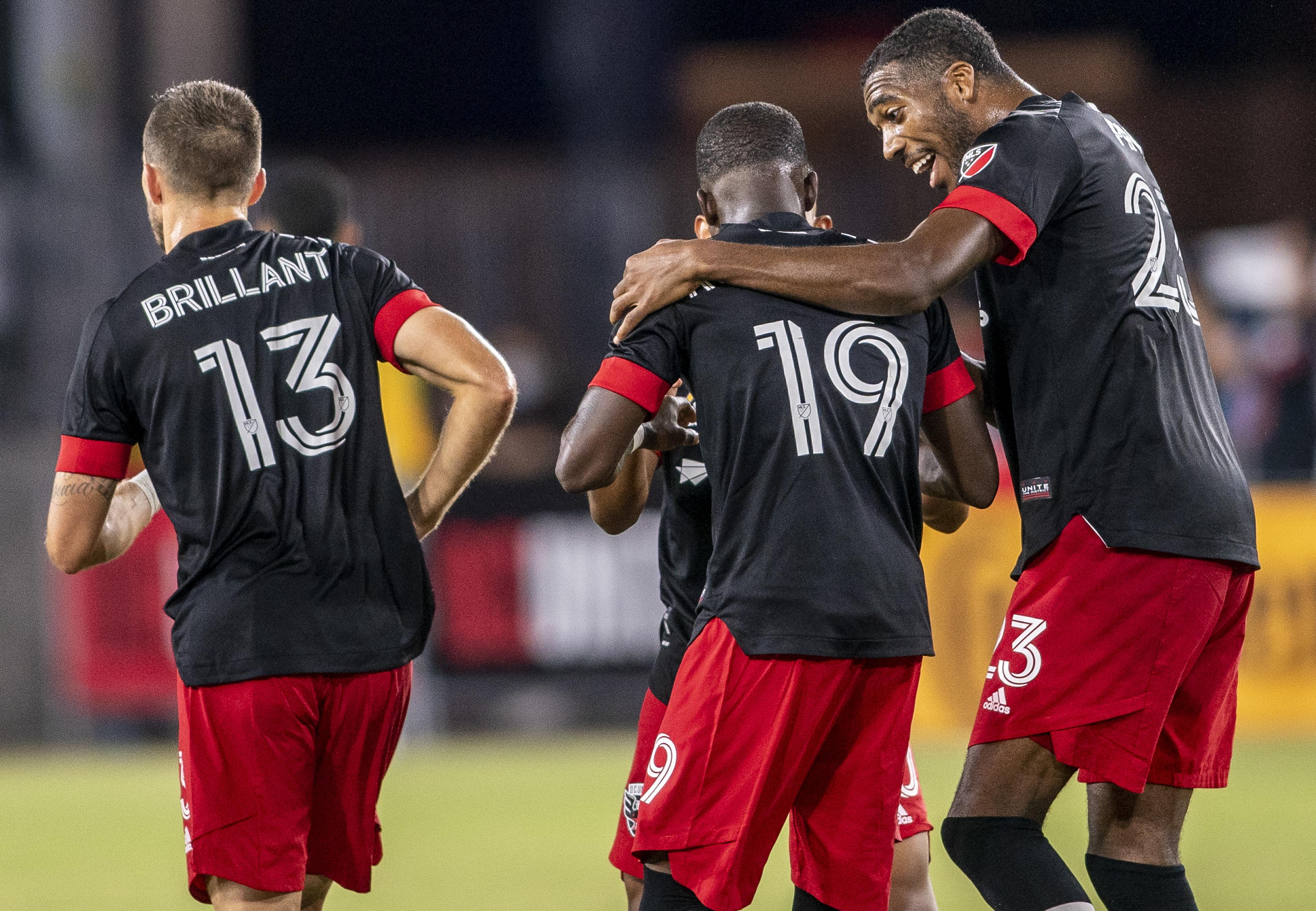 SOCCER: SEP 25 MLS - FC Cincinnati at DC United