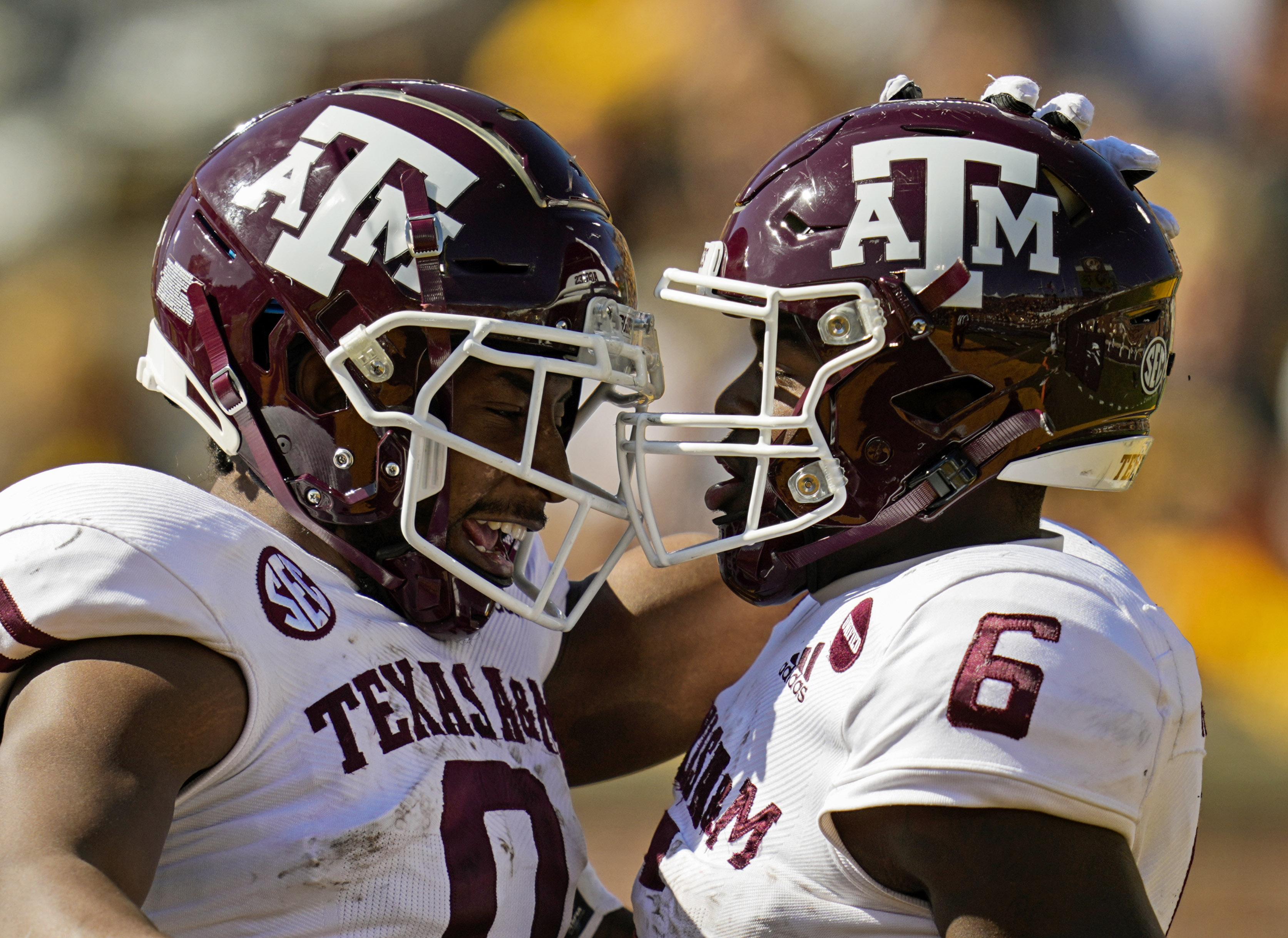 NCAA Football: Texas A&M at Missouri