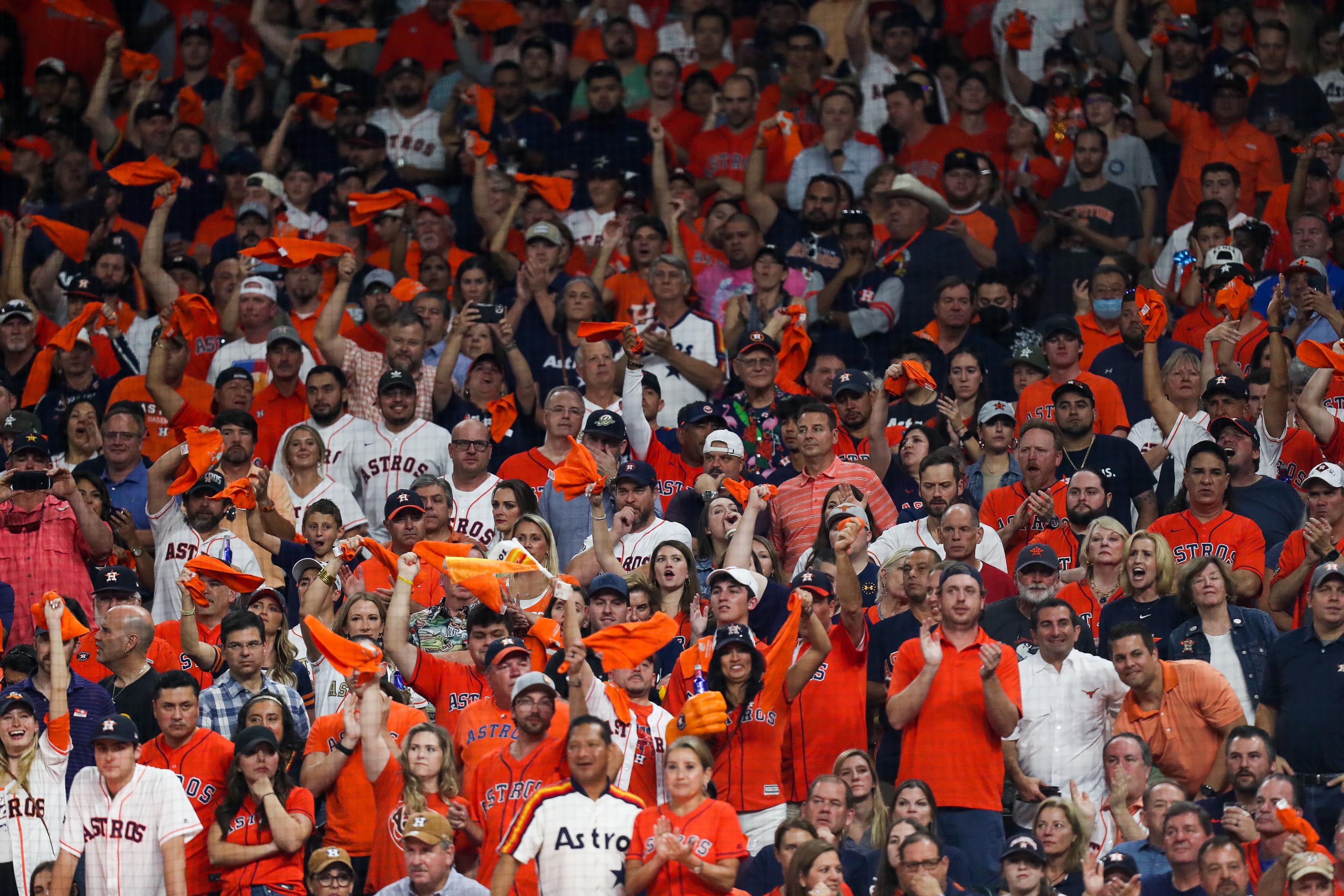 American League Championship Series Game 1: Boston Red Sox v. Houston Astros