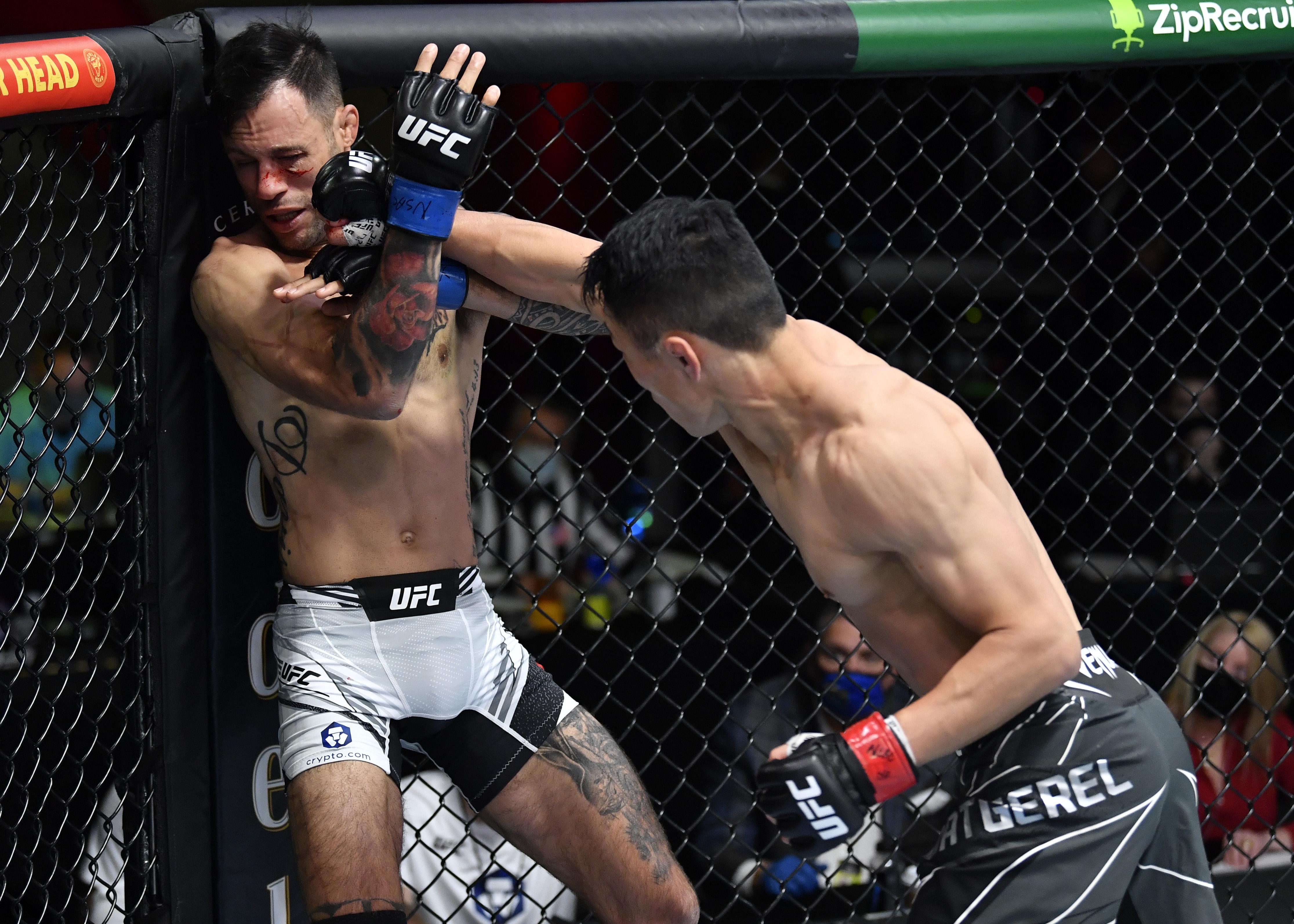 UFC Fight Night: Batgerel v Davis