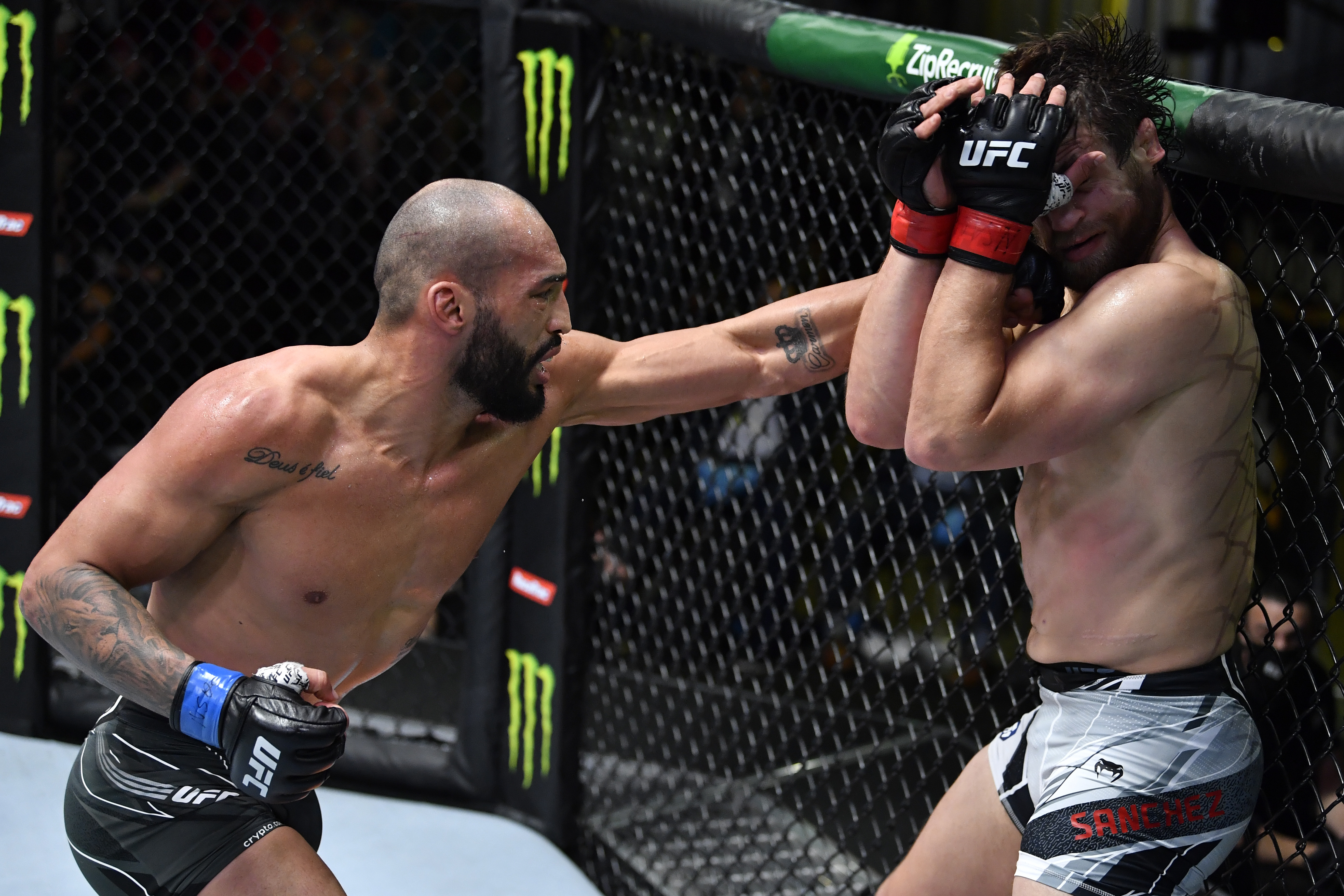 UFC Fight Night: Sanchez v Silva