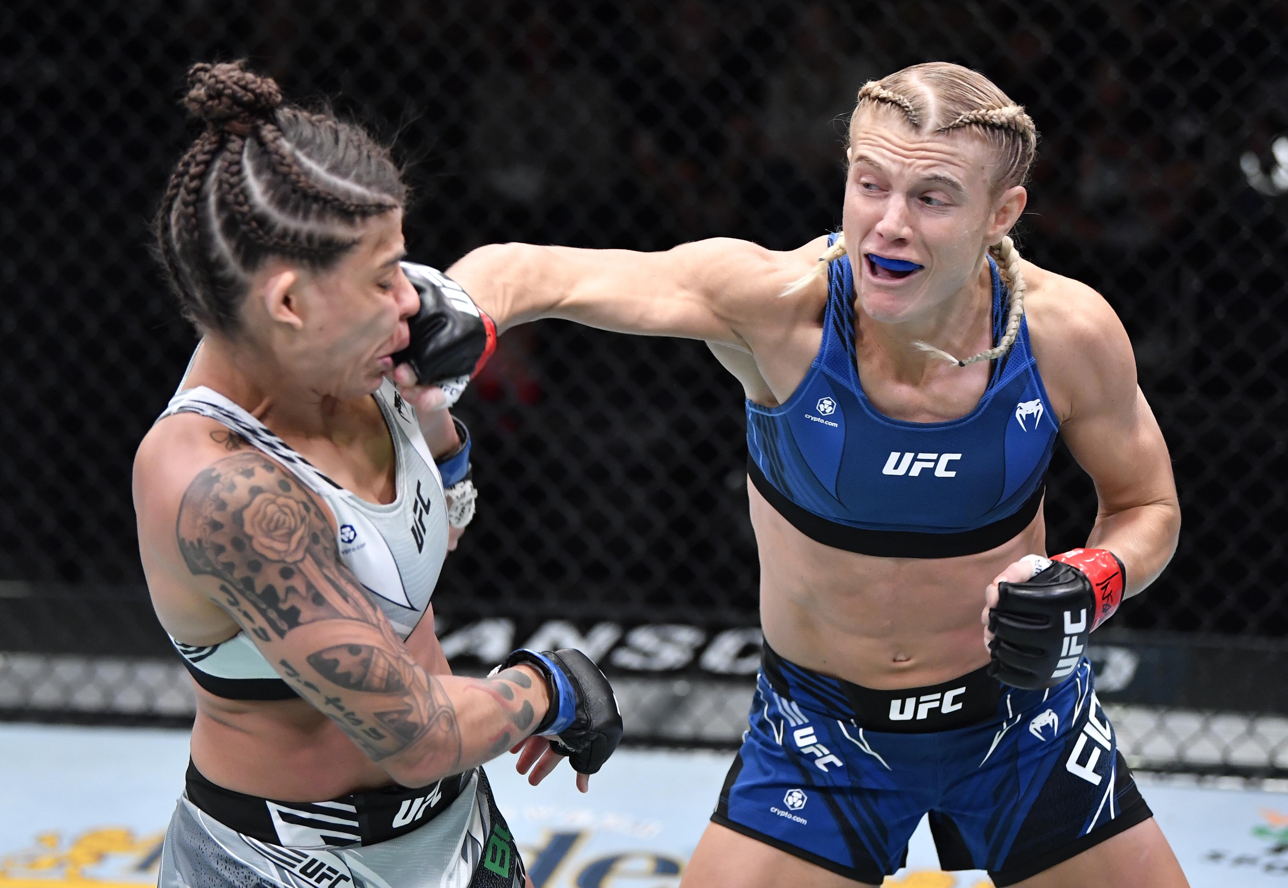 UFC Fight Night: Fiorot v Bueno Silva