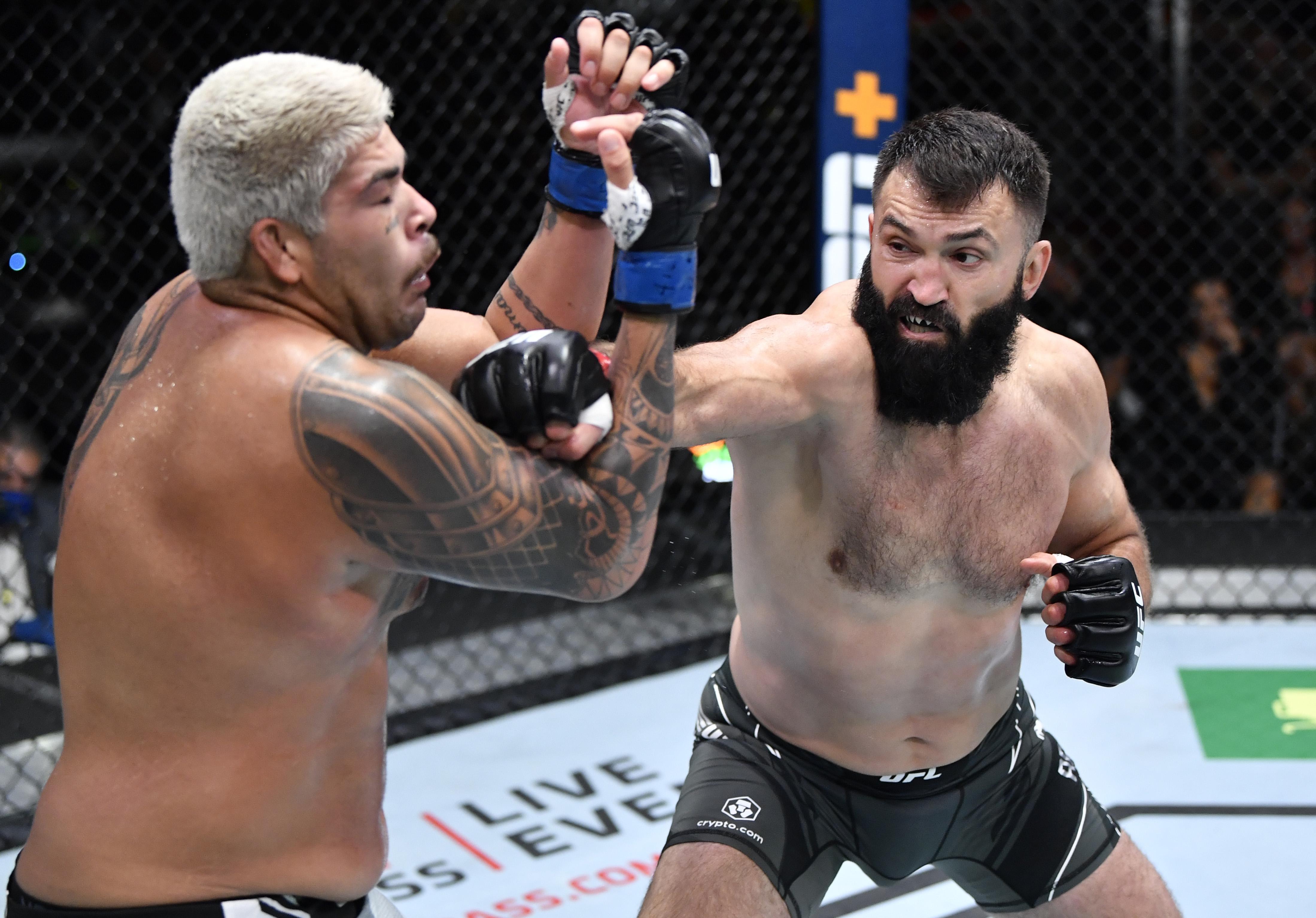 UFC Fight Night: Arlovski v Felipe
