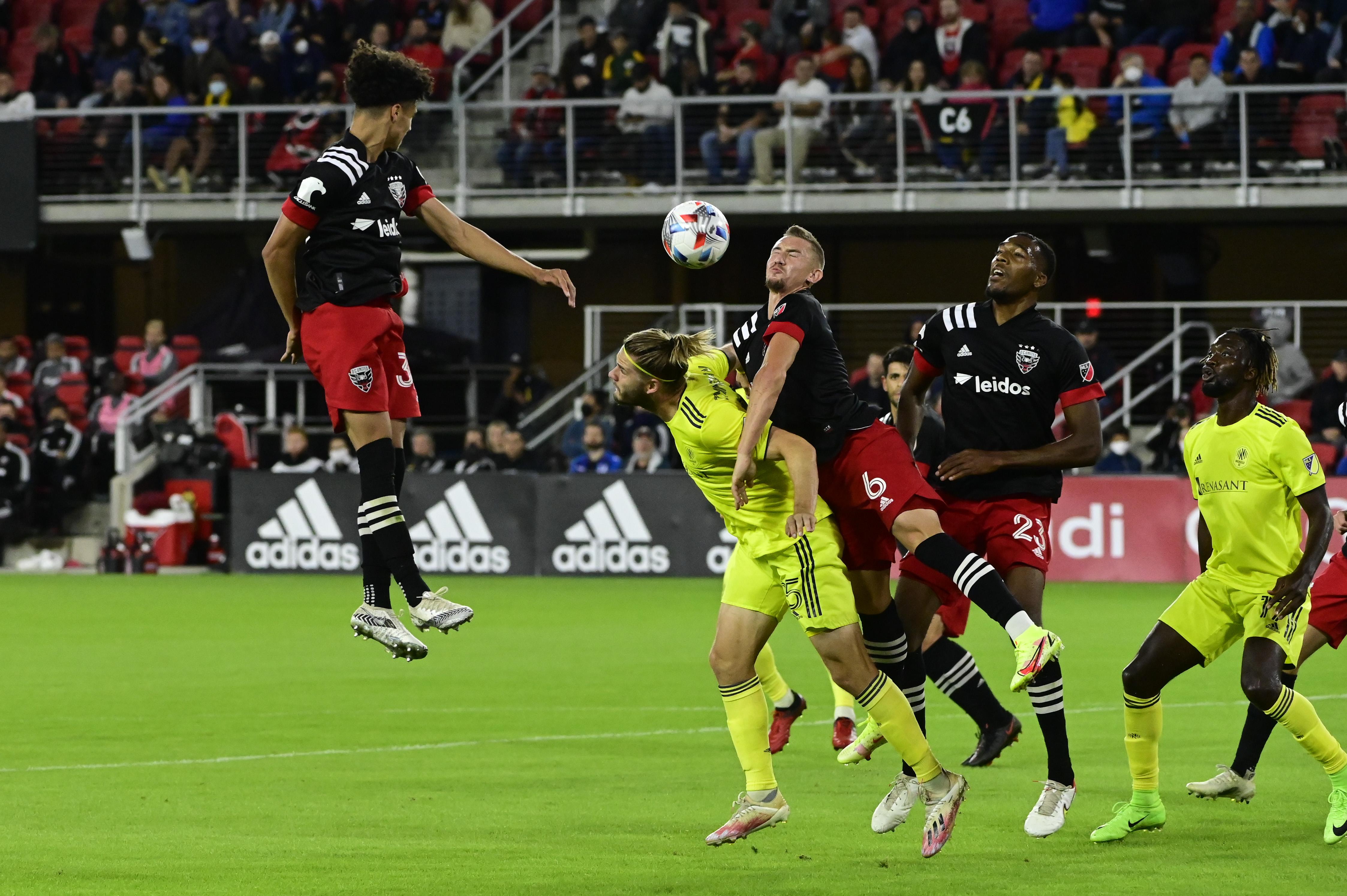 MLS: Nashville SC at D.C. United