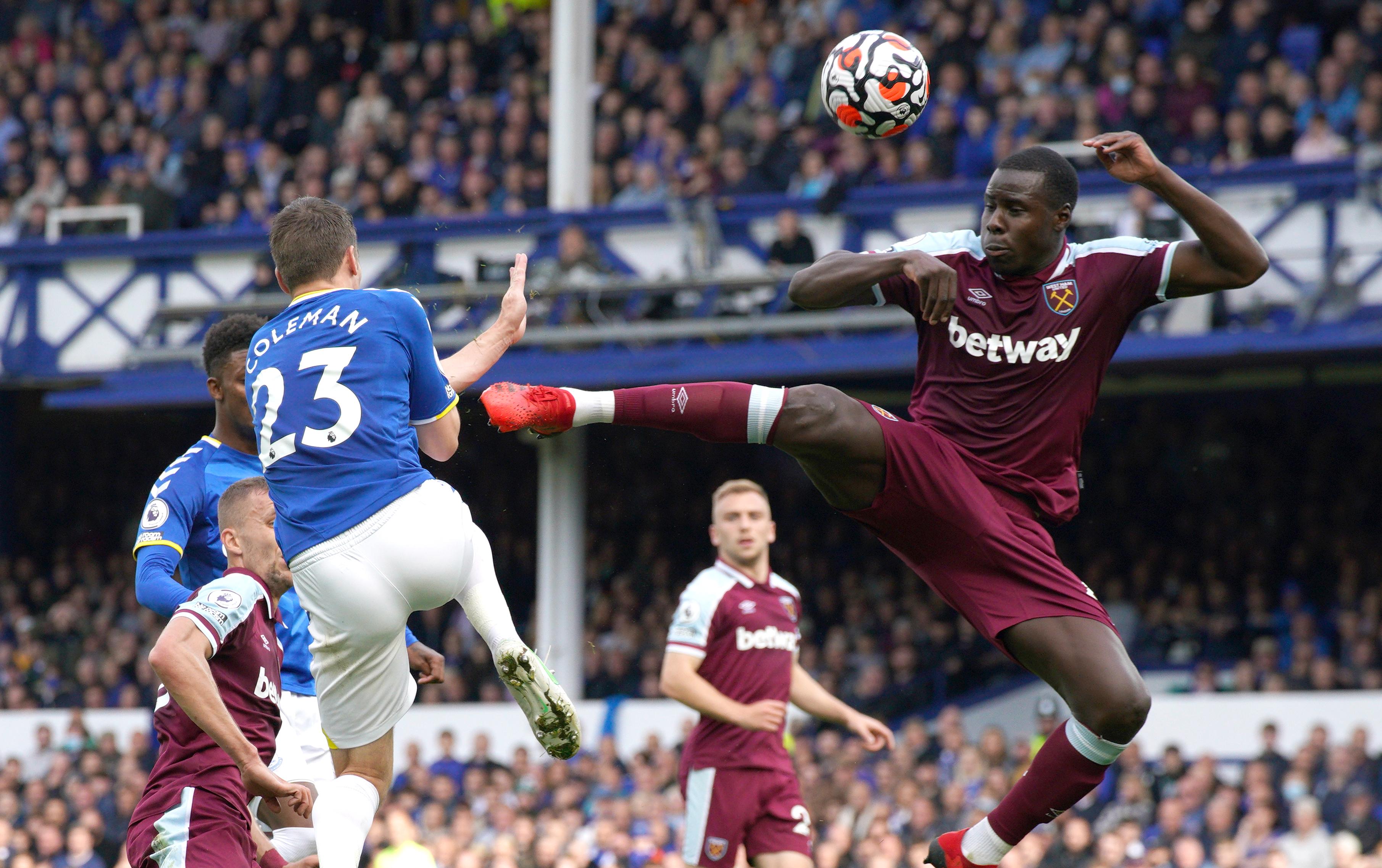 Everton v West Ham United - Premier League - Goodison Park