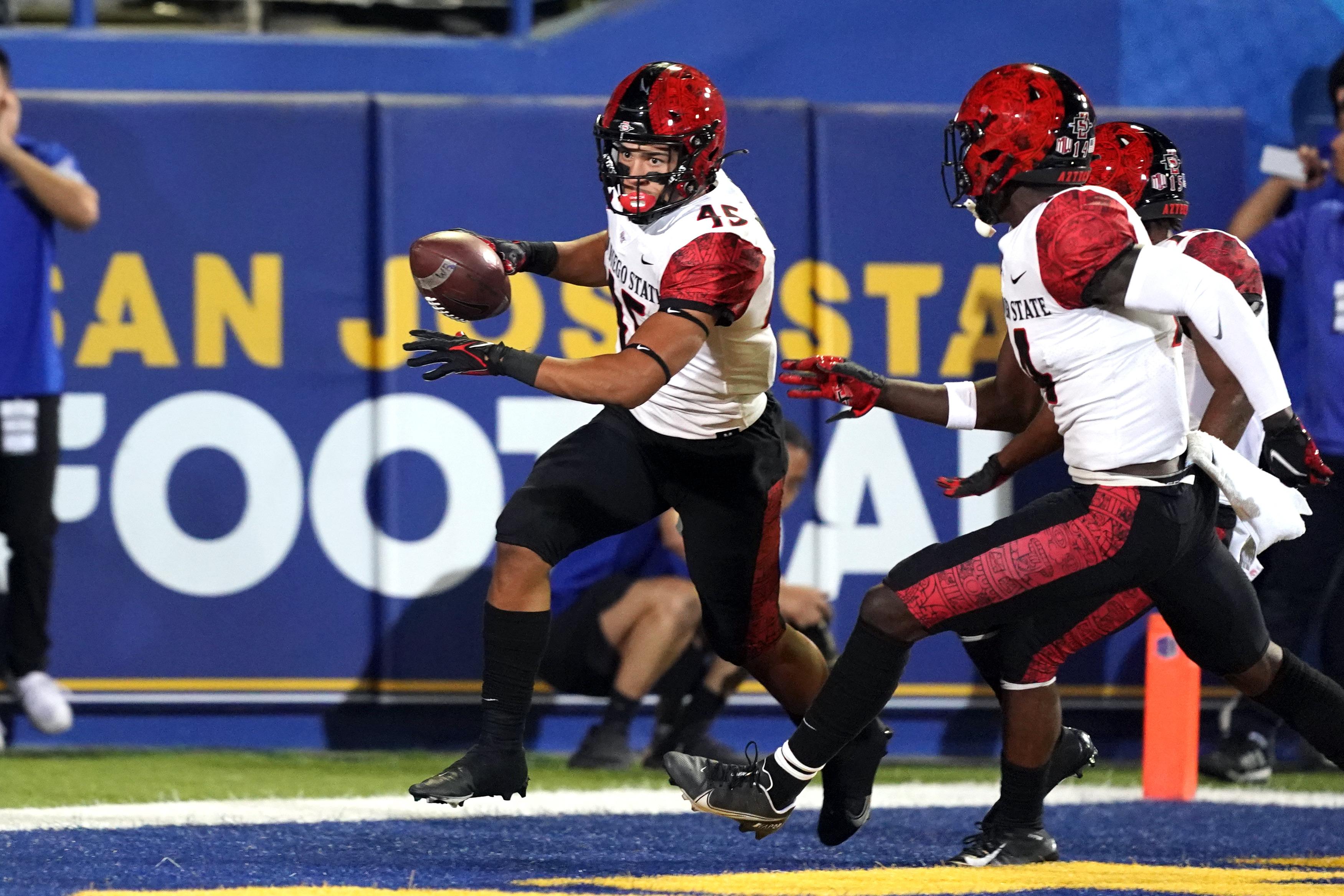 NCAA Football: San Diego State at San Jose State