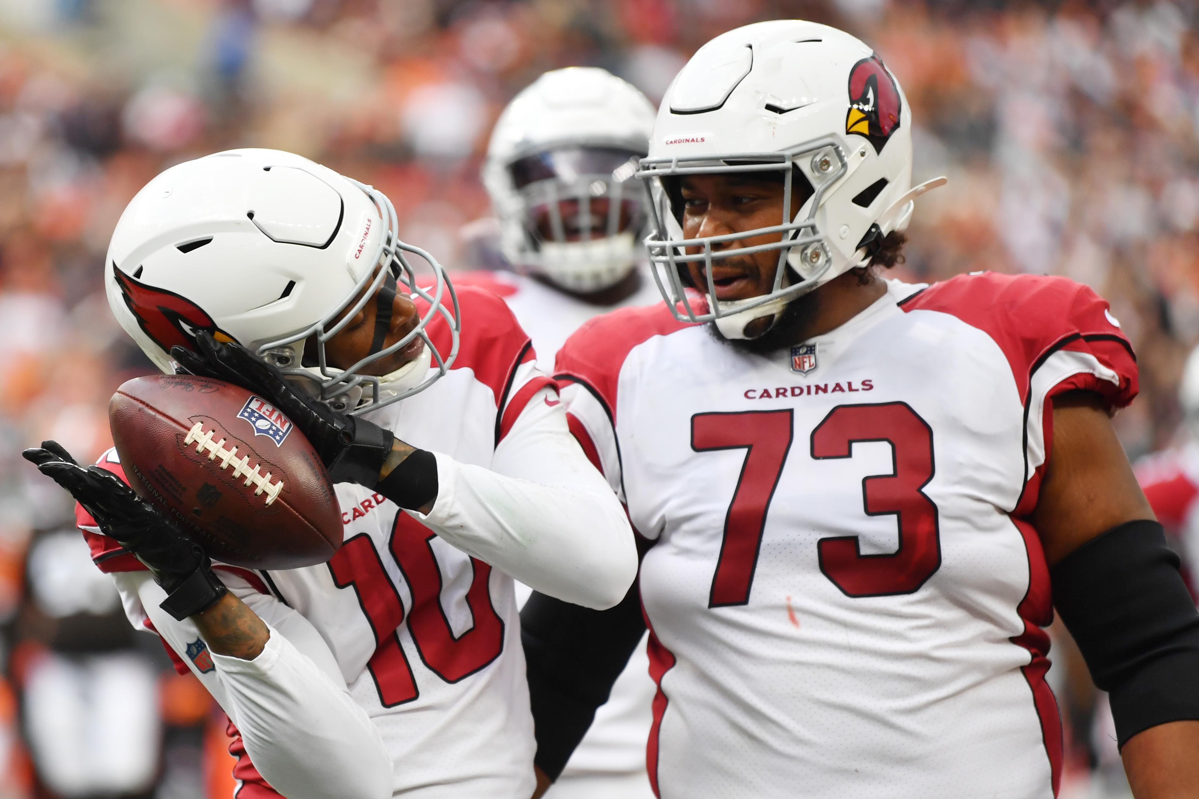 NFL: Arizona Cardinals at Cleveland Browns